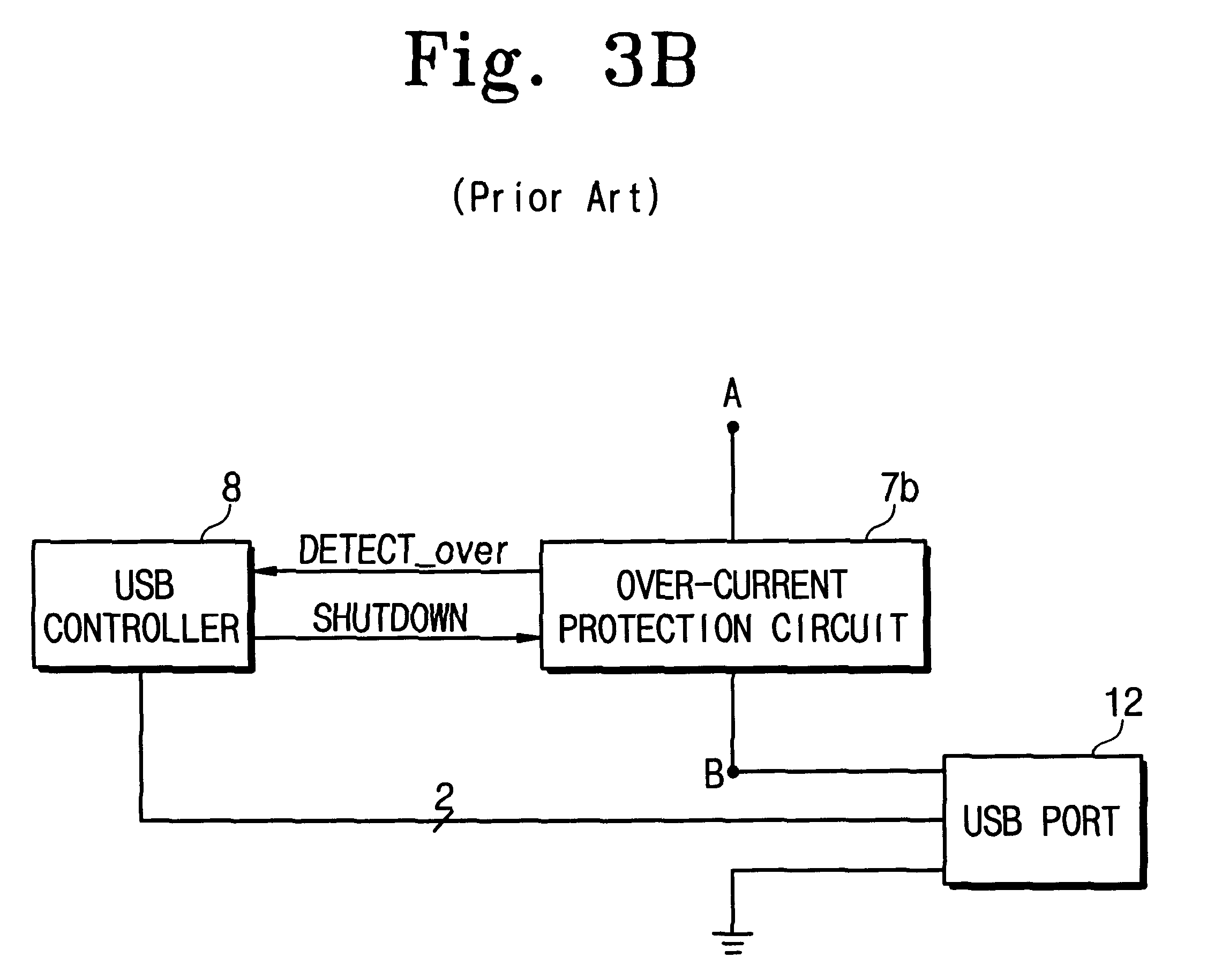Patent Us 6516418 B1 Circuit Above Will Protect Your Device At Vo By Blowing The