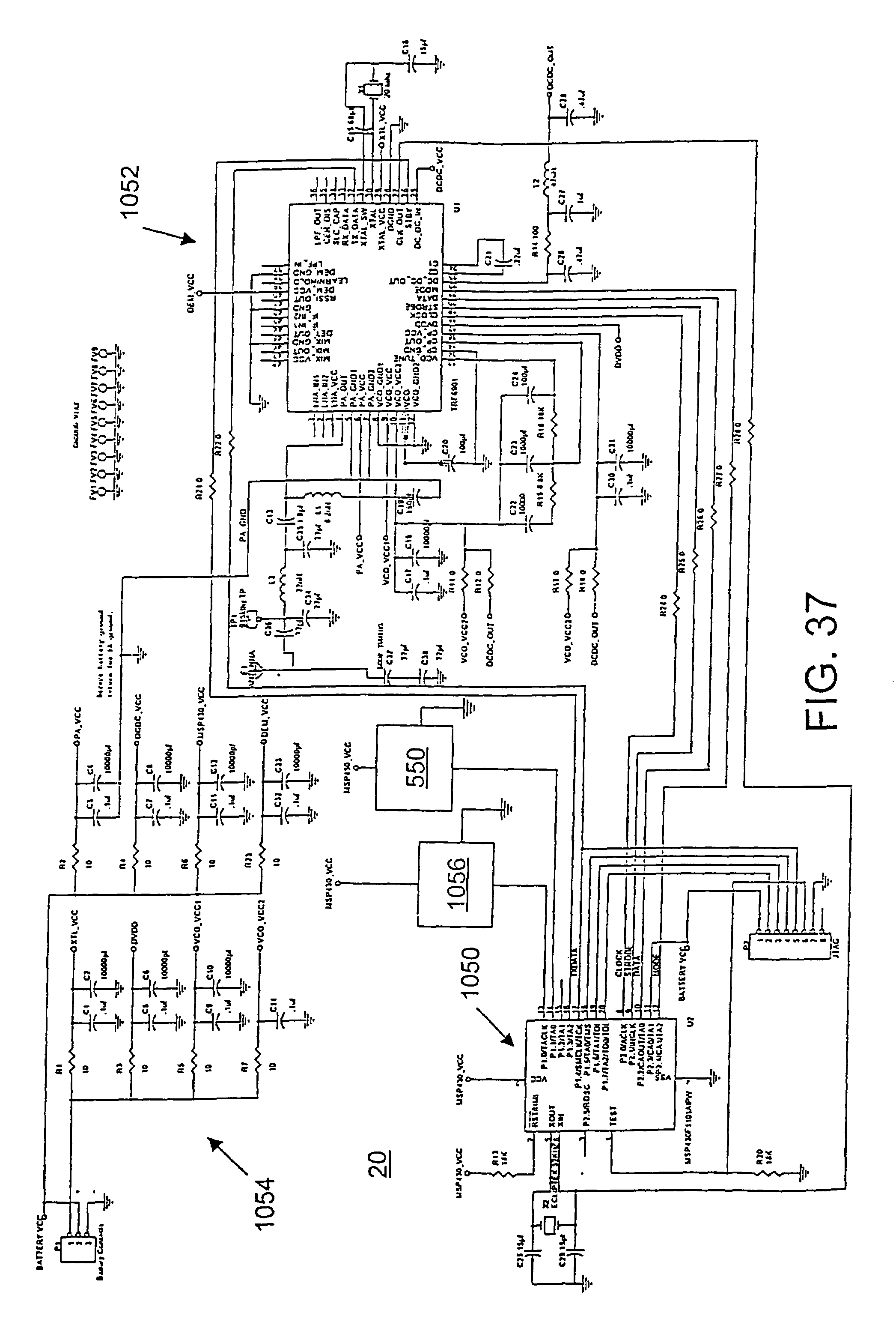 Patent Us 7113091 B2 Make A Simple Ic 741 Smoke Detector Circuit Schematic Diagram Litigations