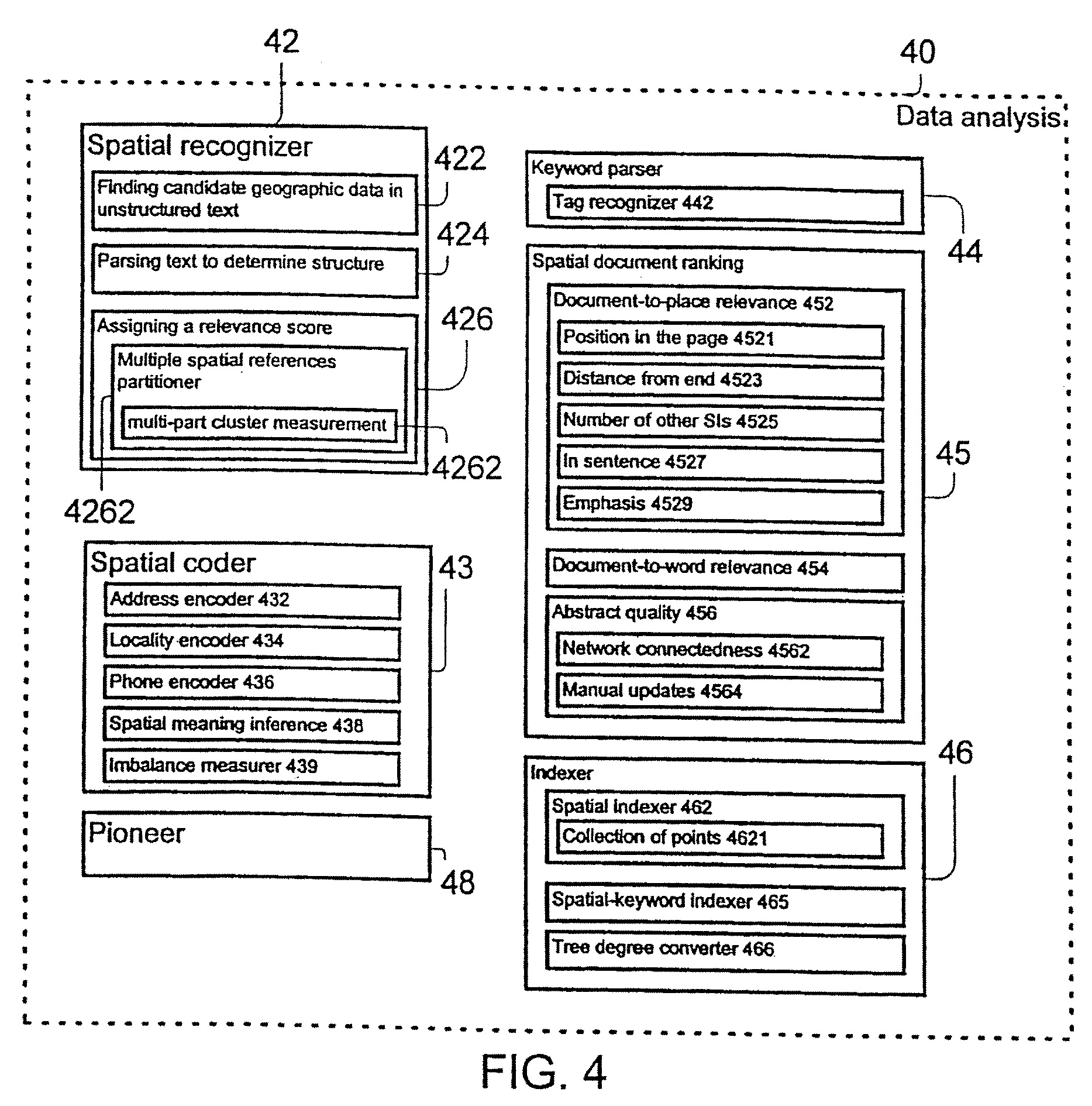Patent US 7,908,280 B2