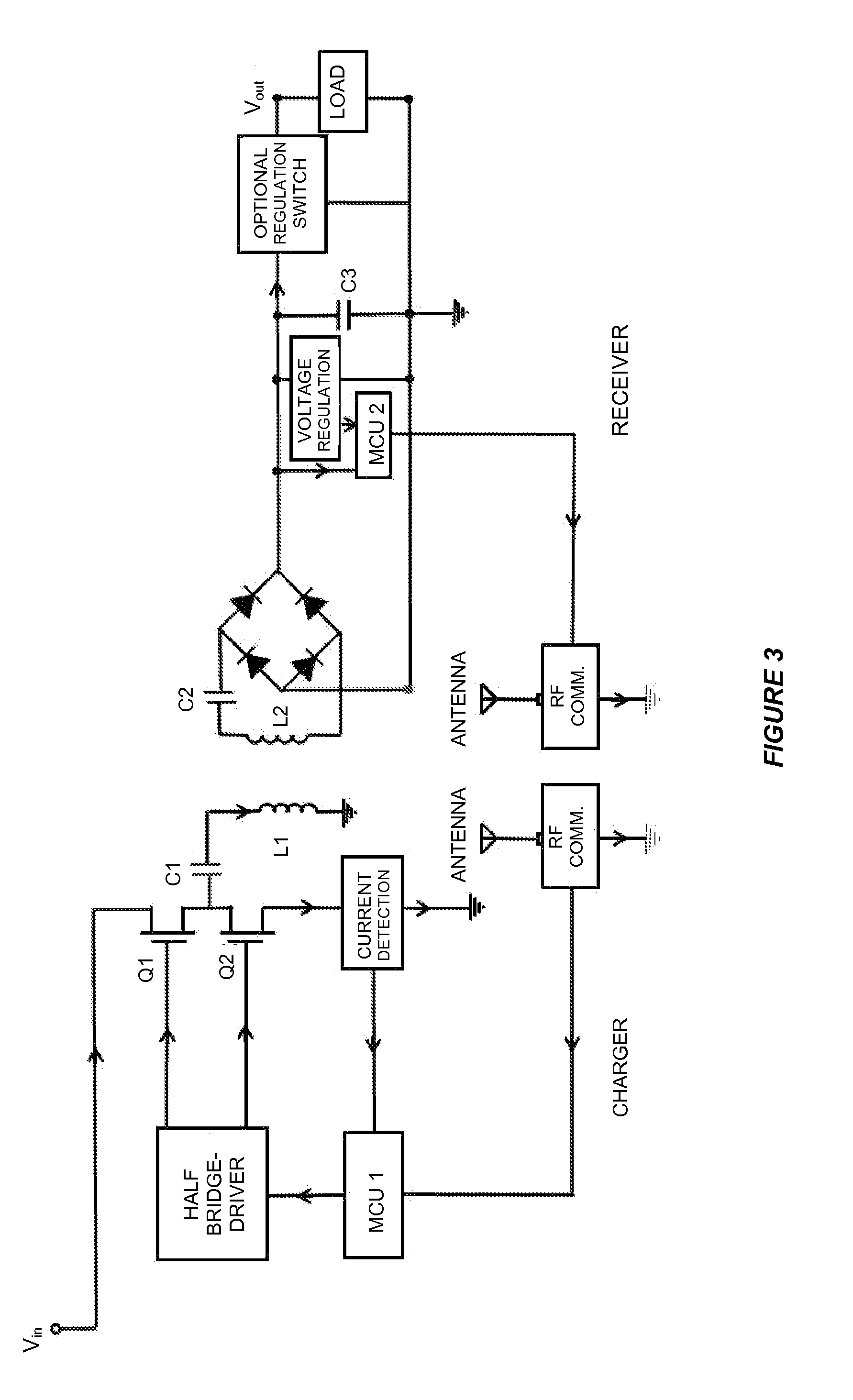 Patent Us 20120146576a1 Figure1 Automatic Door Bell With Object Detection Circuit Diagram