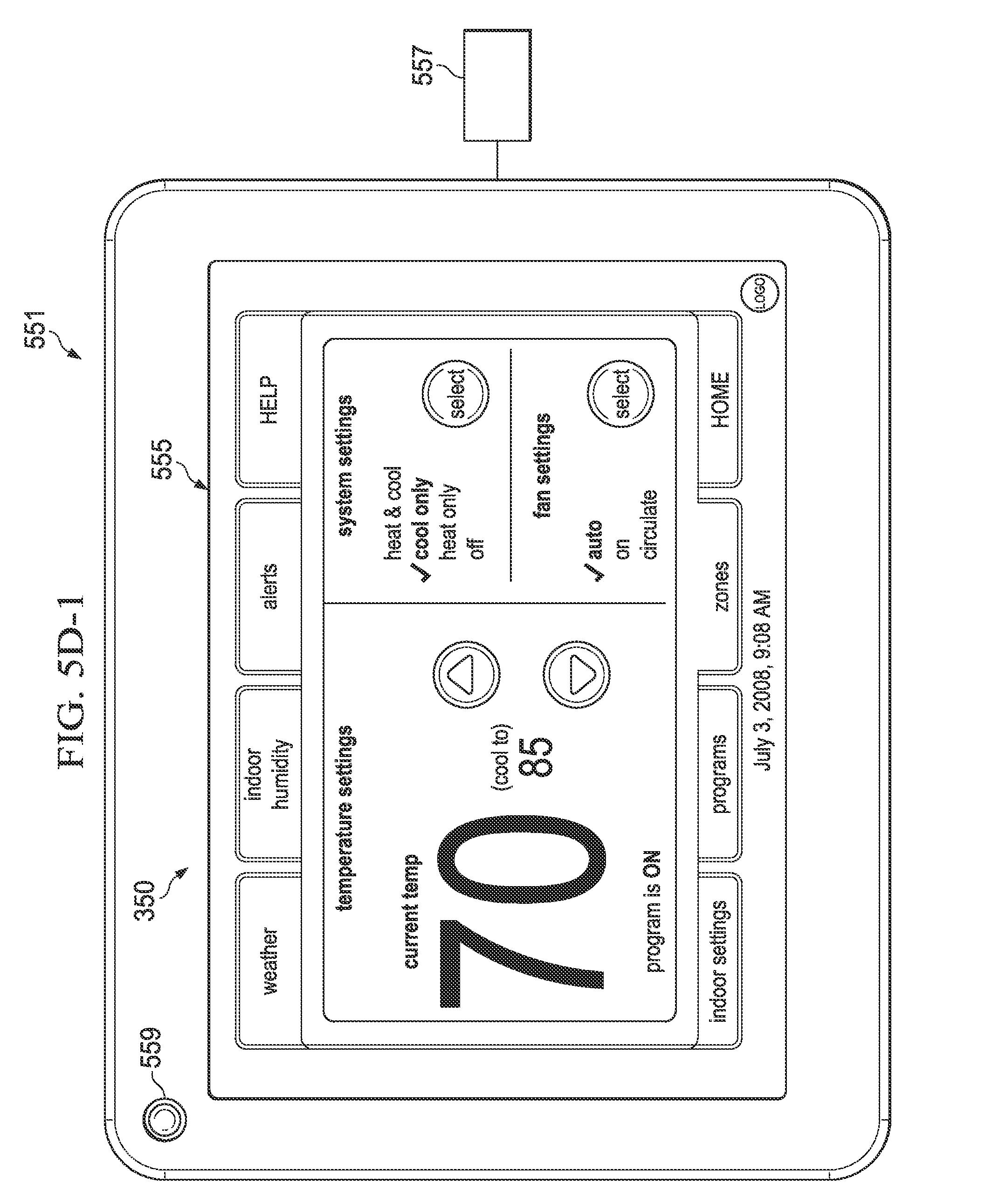 Patent Us 8694164 B2 Fan Controller 555 Temperature Circuit Ac Drill Speed