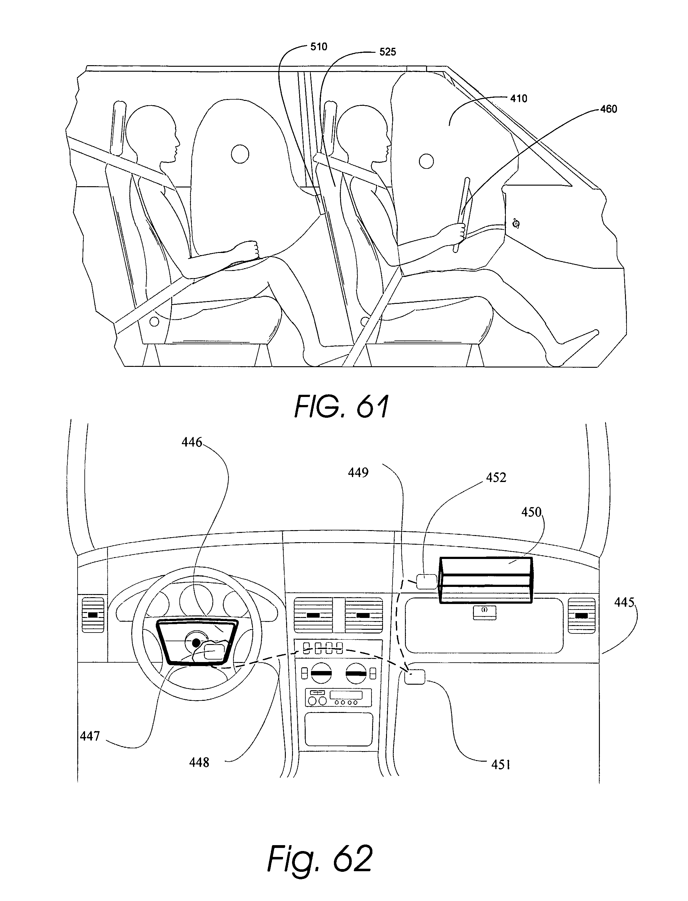 Thread Wiring Aftermarket Headunit To Mach 460 Amps Correctly Patent Us 7421321 B2 Images
