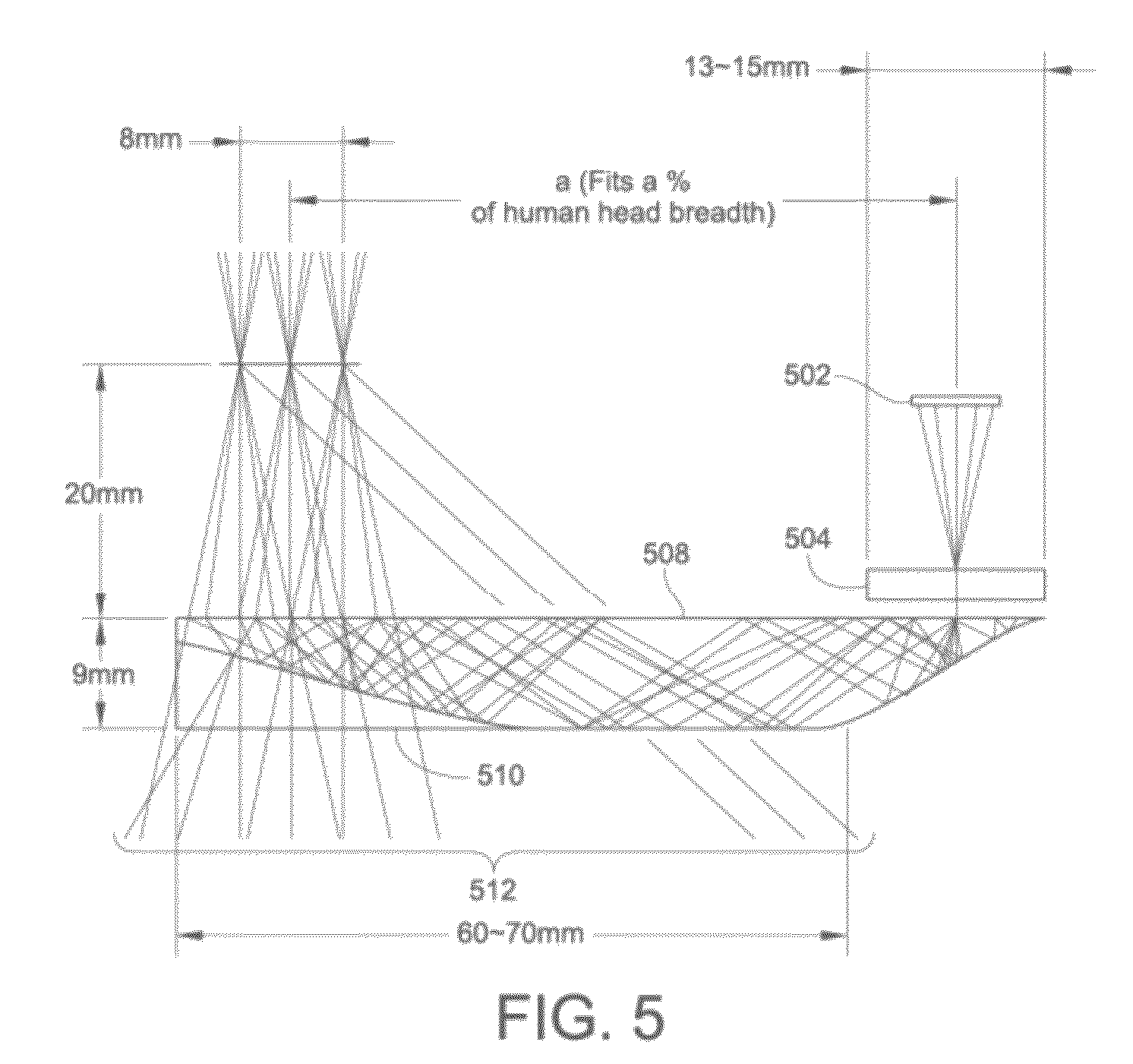 Patent Us 9182596 B2 In Flickering Circuits And Assorted Lens Sizes From 3mm 10mm