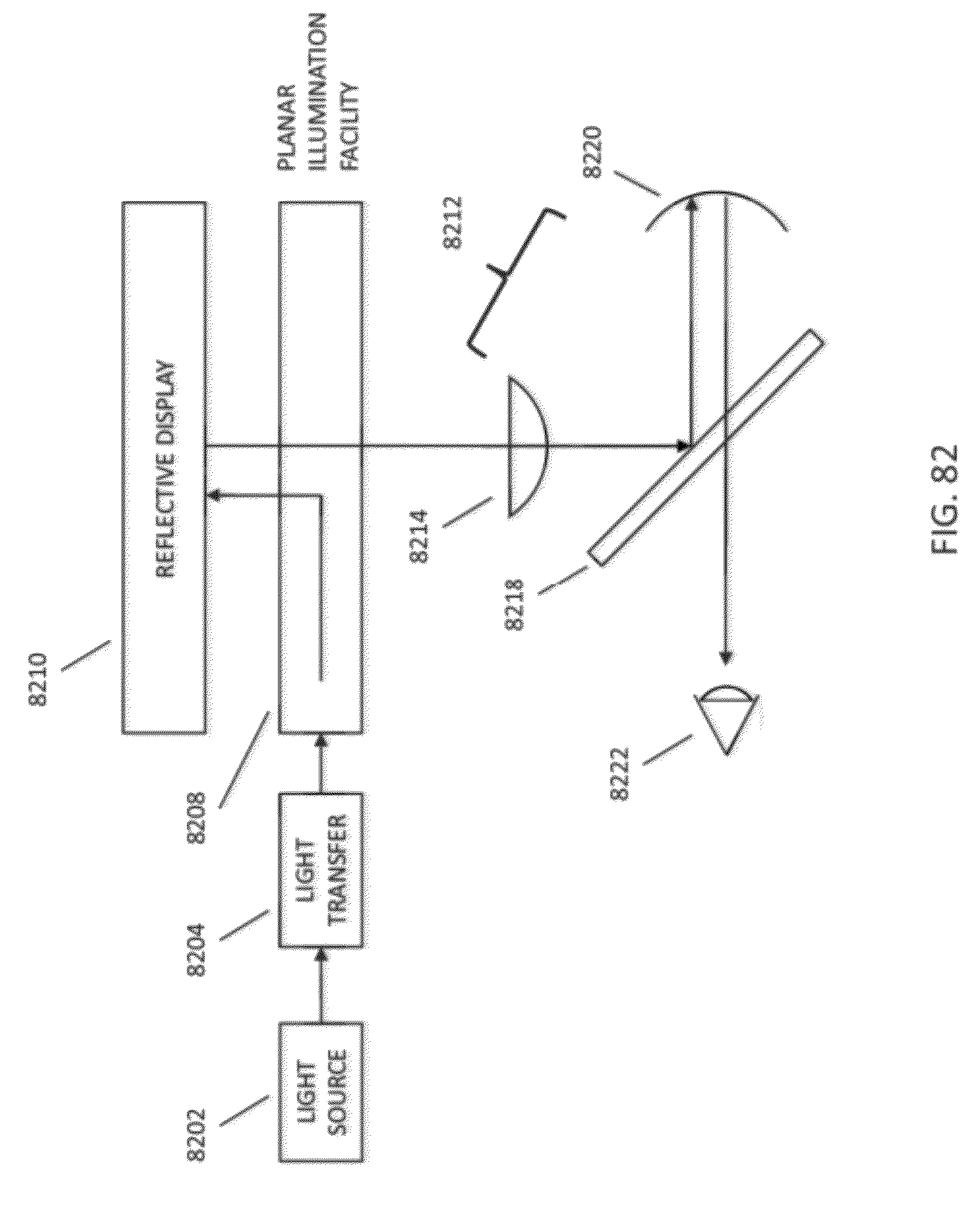 Patent Us 9182596 B2 Section Cutaway Diagram Of A Dry Cell Battery With Text Labels
