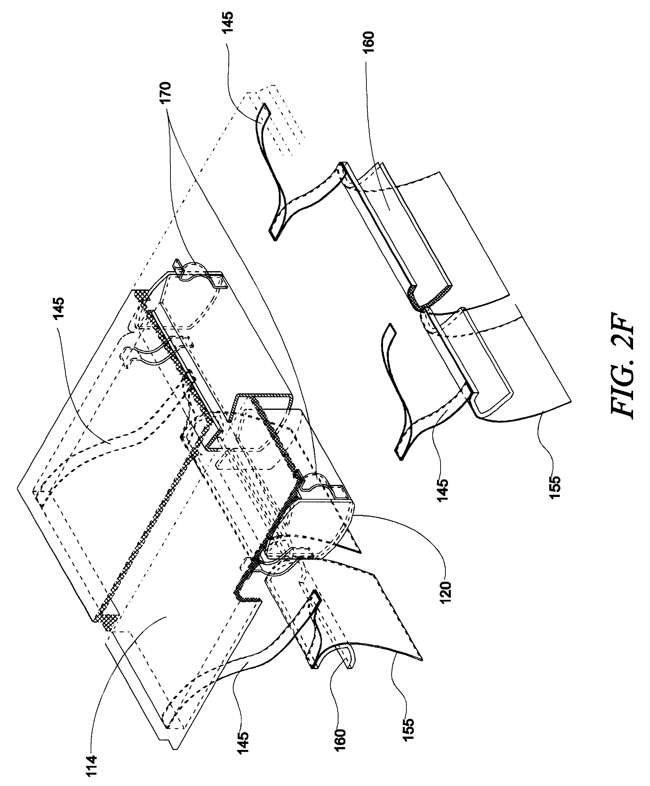 patent us 6 533 316 b2 1955 1956 Ford Tail Lights patent