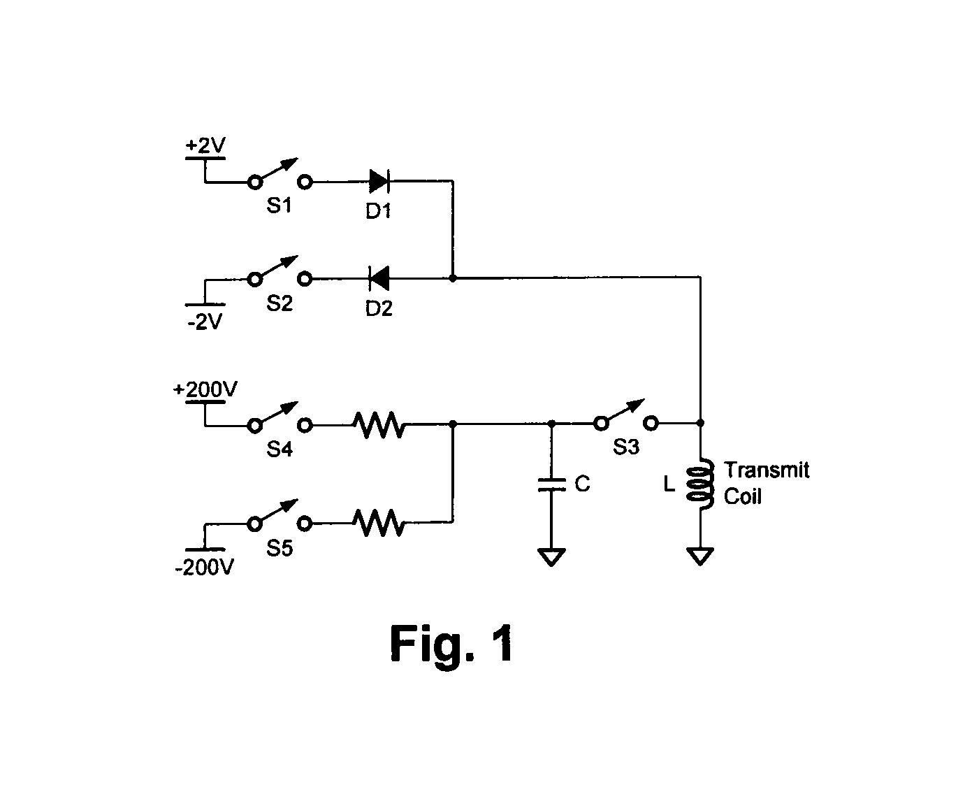 Patent Us 8878515 B1 Metal Detector Circuit Diagram Images