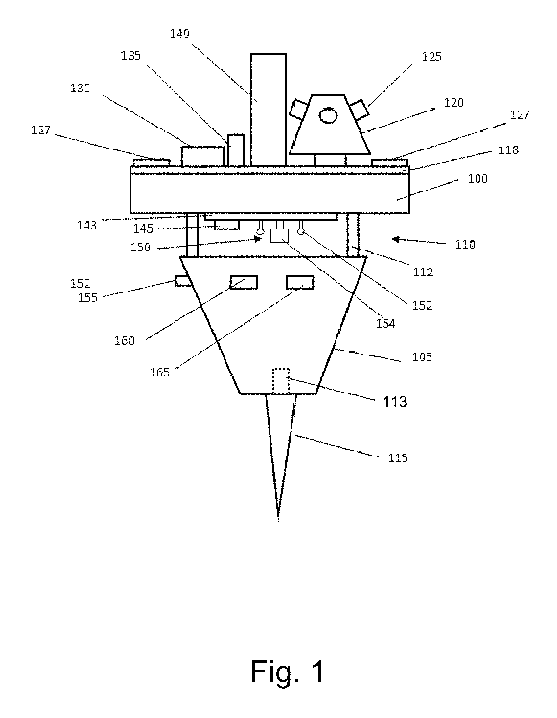 Patent Us 9784887 B1 Sugar Sand Boat Wiring Diagram Images