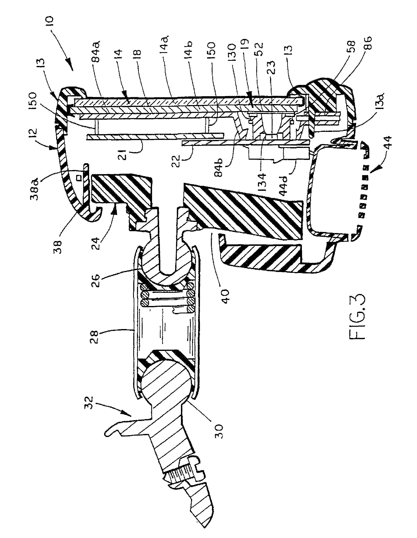 patent us 8 162 493 b2 Saturn Ion Car patent