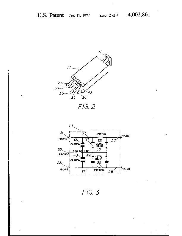 Patent Us 4002861 A