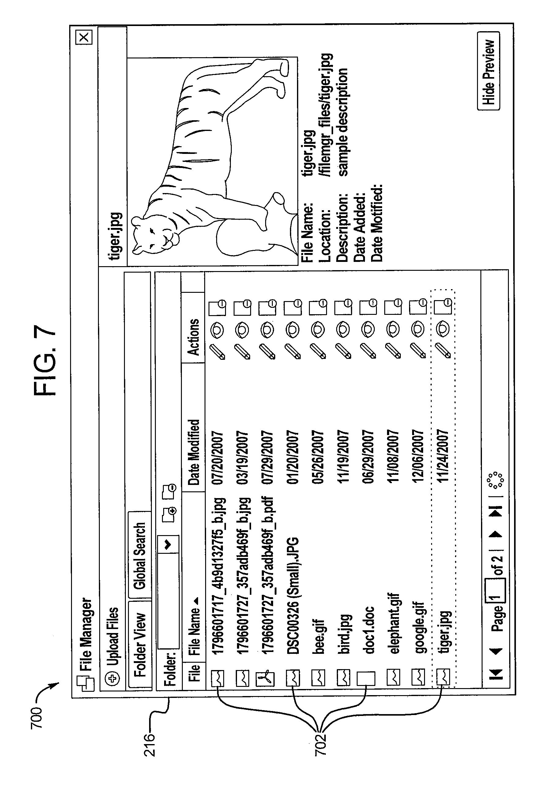 Patent US 8 578 265 B2