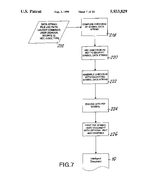 Patent Us 5933829 A