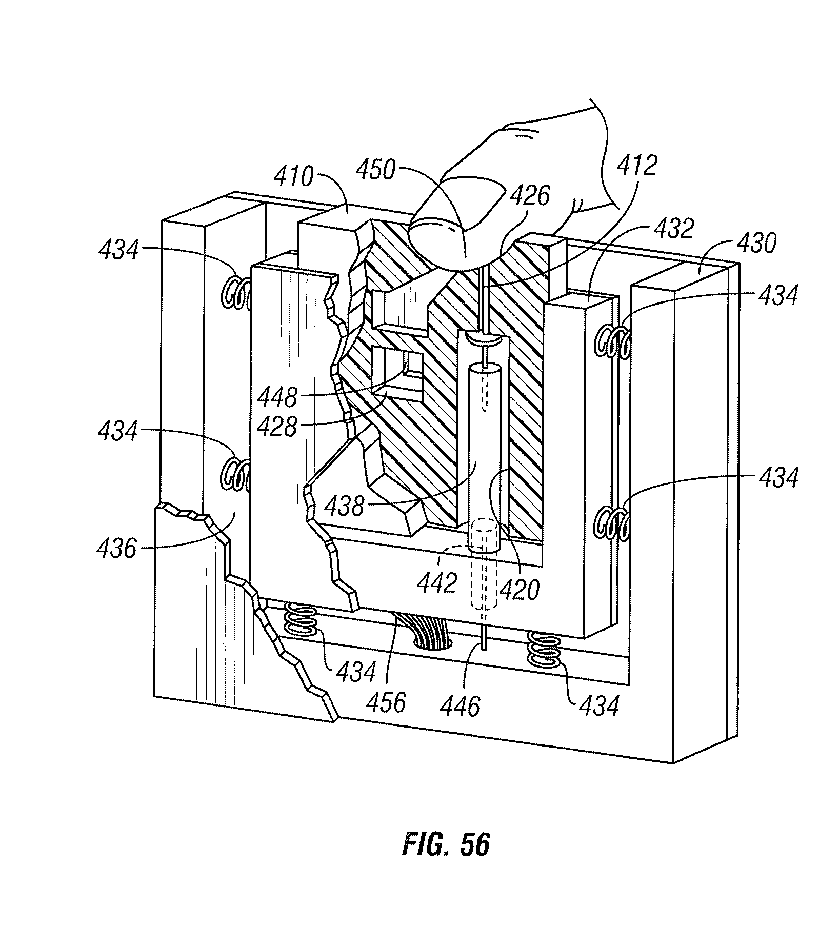 Patent Us 8337421 B2 The Supports Draw Thequantitative Shear And Bending Moment Diagrams Images
