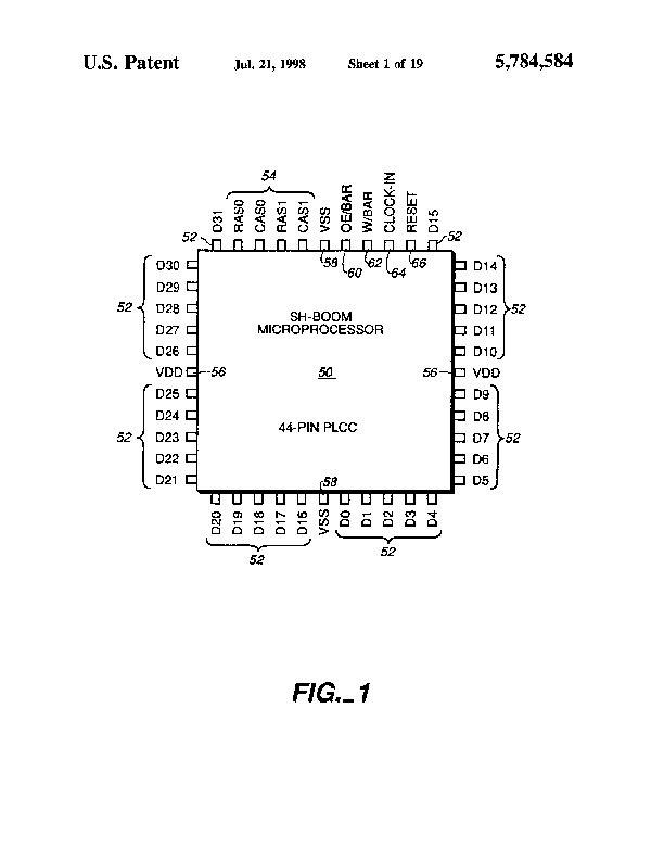 Patent Us 5784584 A