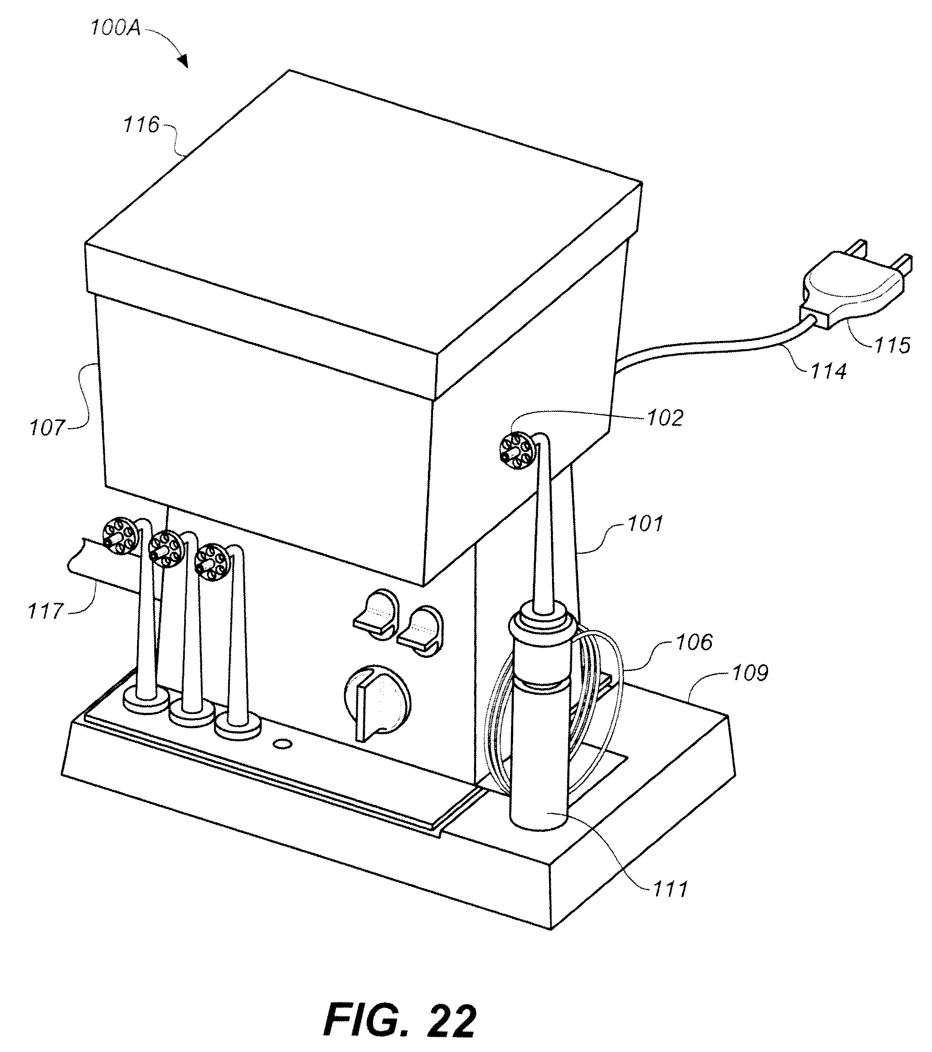 Patent US 20080255498A1 on