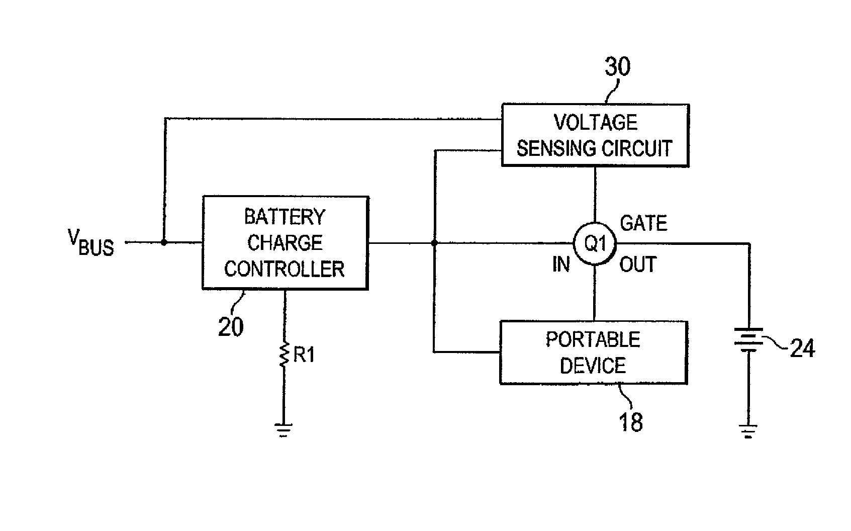 Patent Us 7791319 B2 Charge Controller Schematic First Claim
