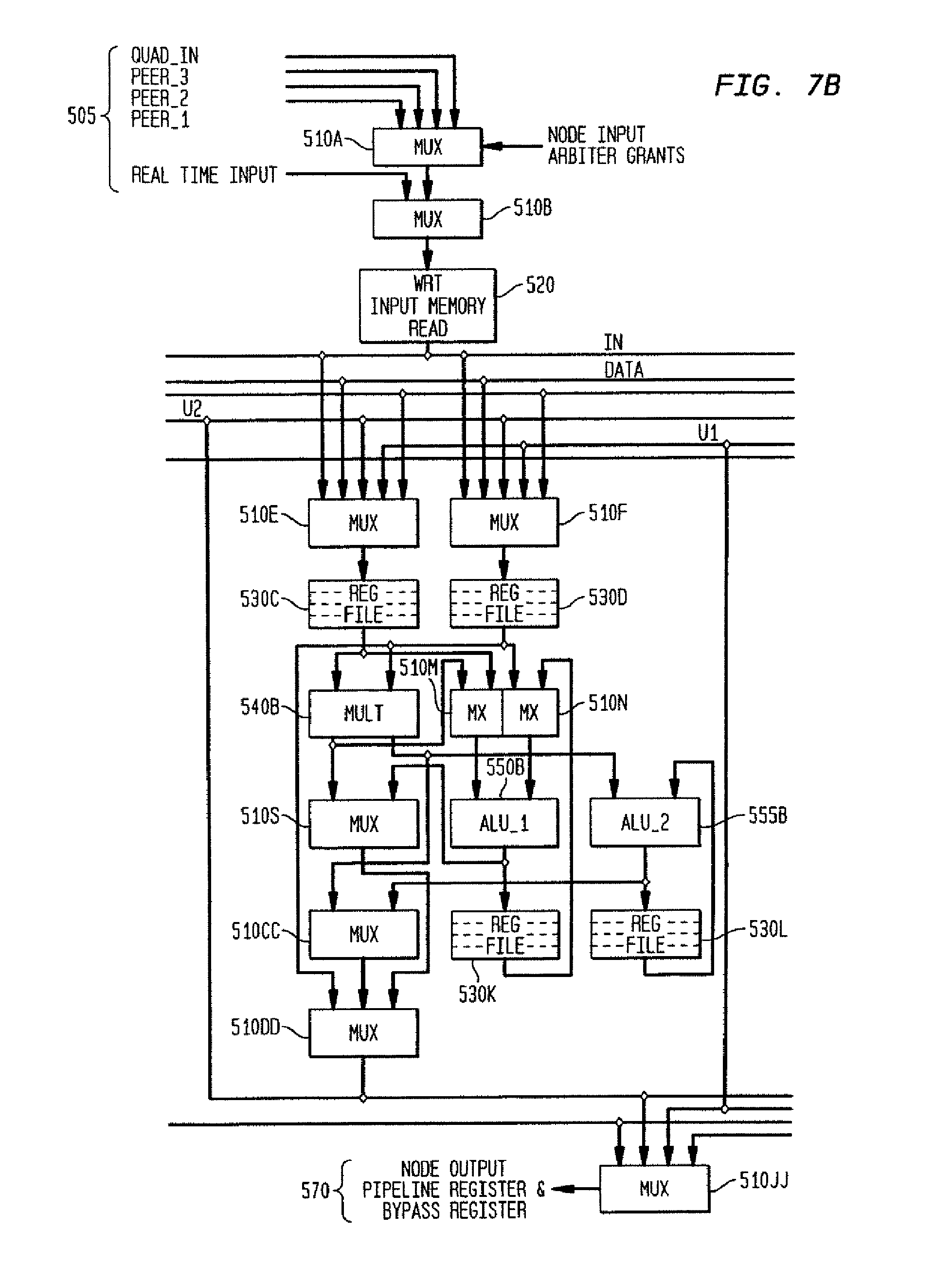 Patent Us 9330058 B2 Sha1 Block Diagram 0 Petitions