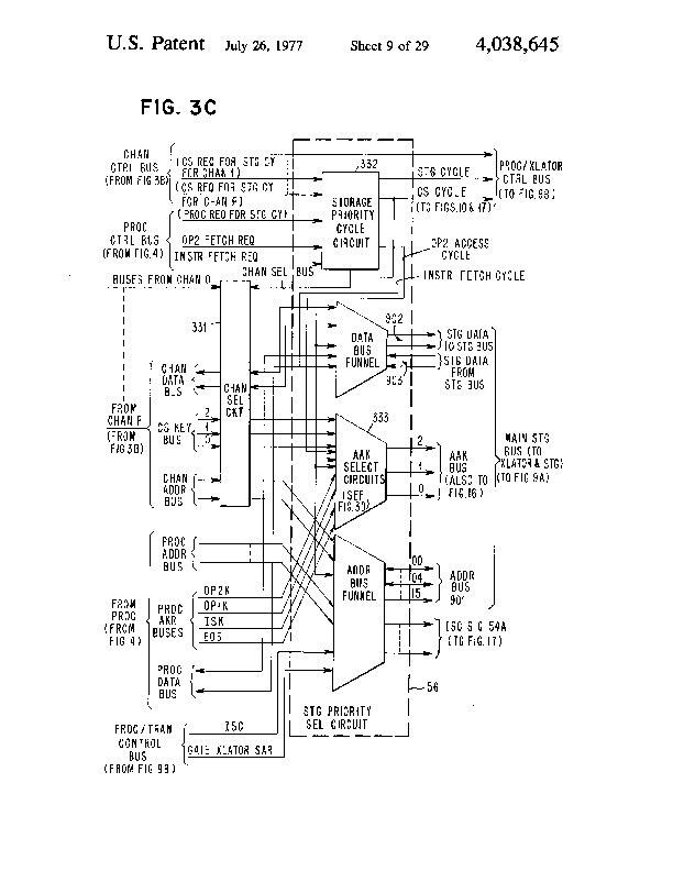 Patent Us 4038645 A