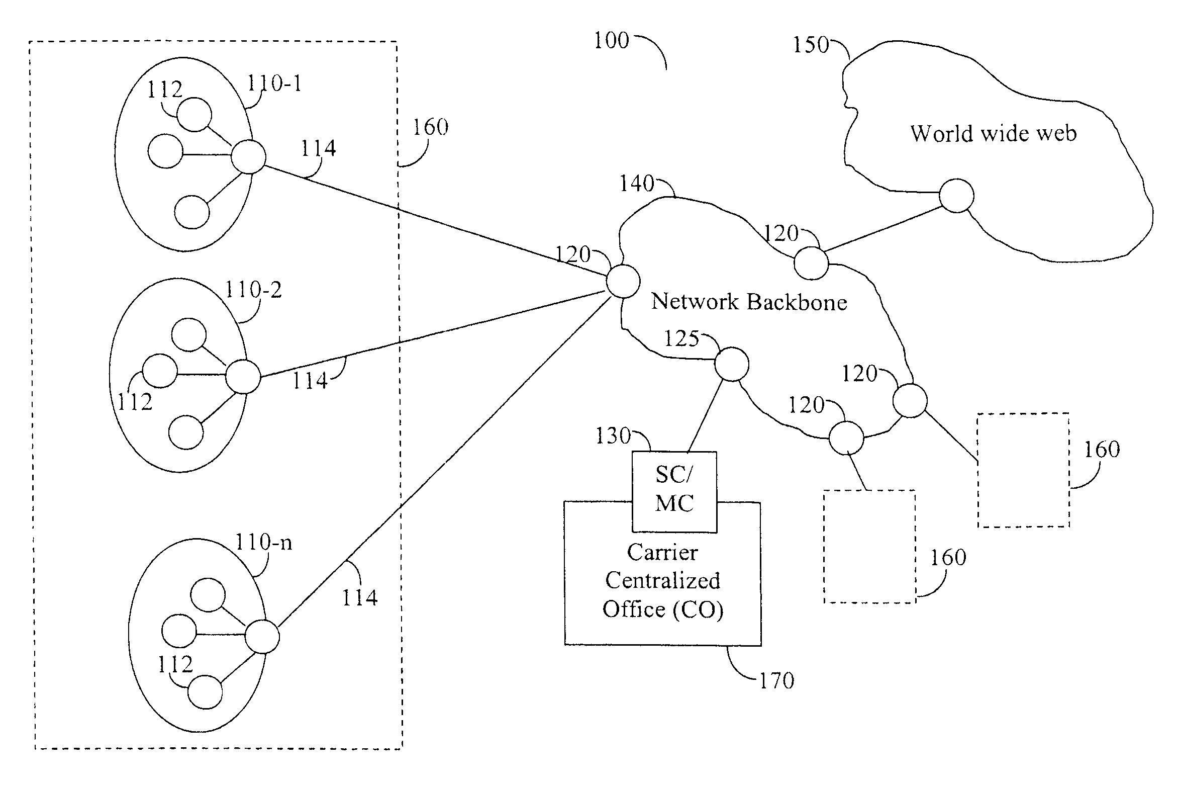 patent us 7 782 897 b1 Speaker Diagram first claim
