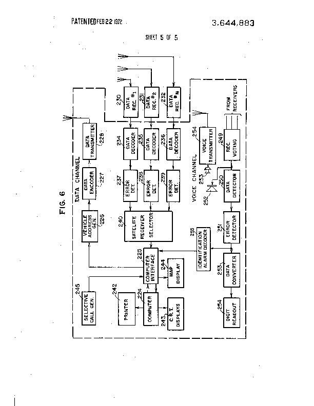 Patent Us 3644883 A