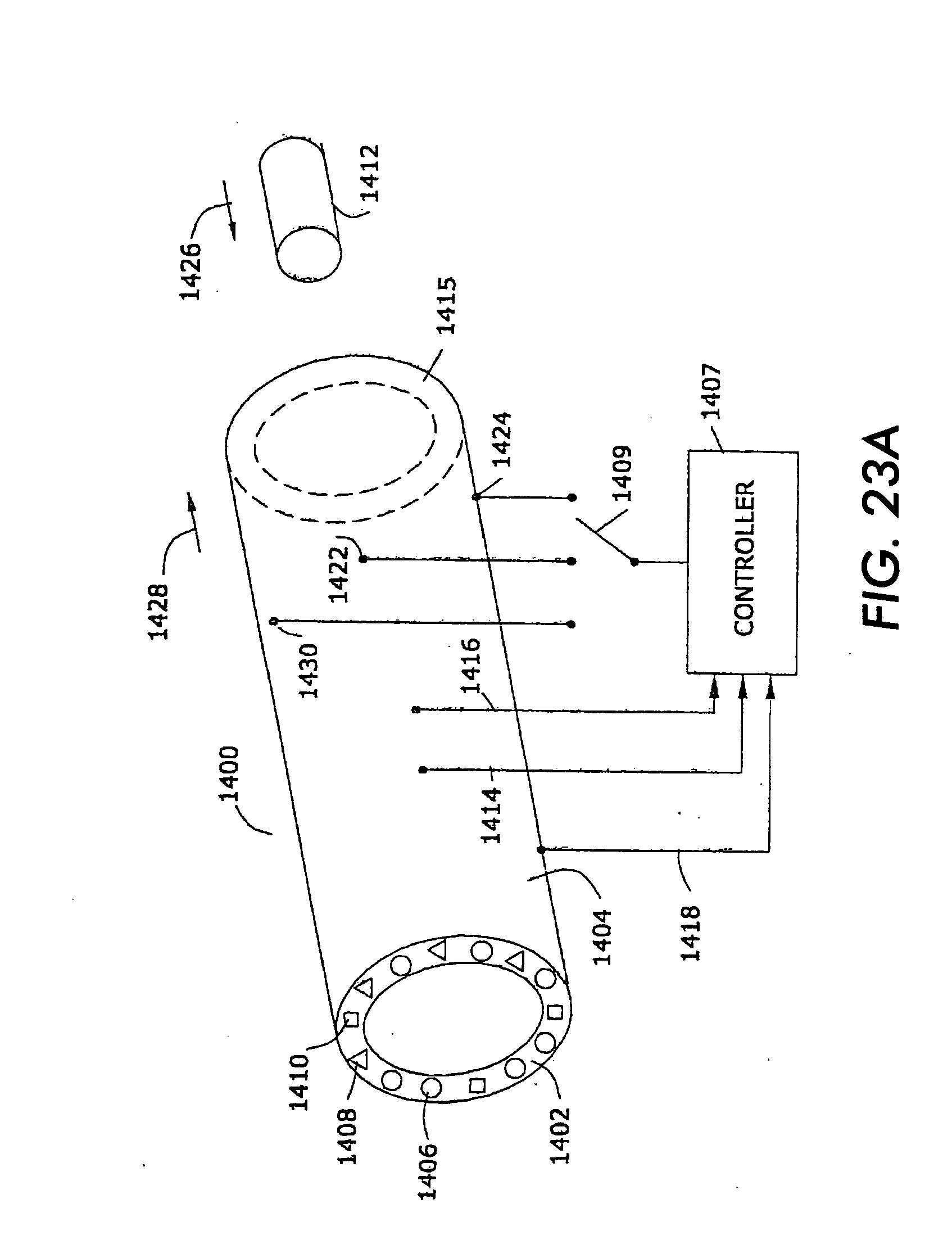 patent us 20040210289a1 High School Sports Field Diagram patent images