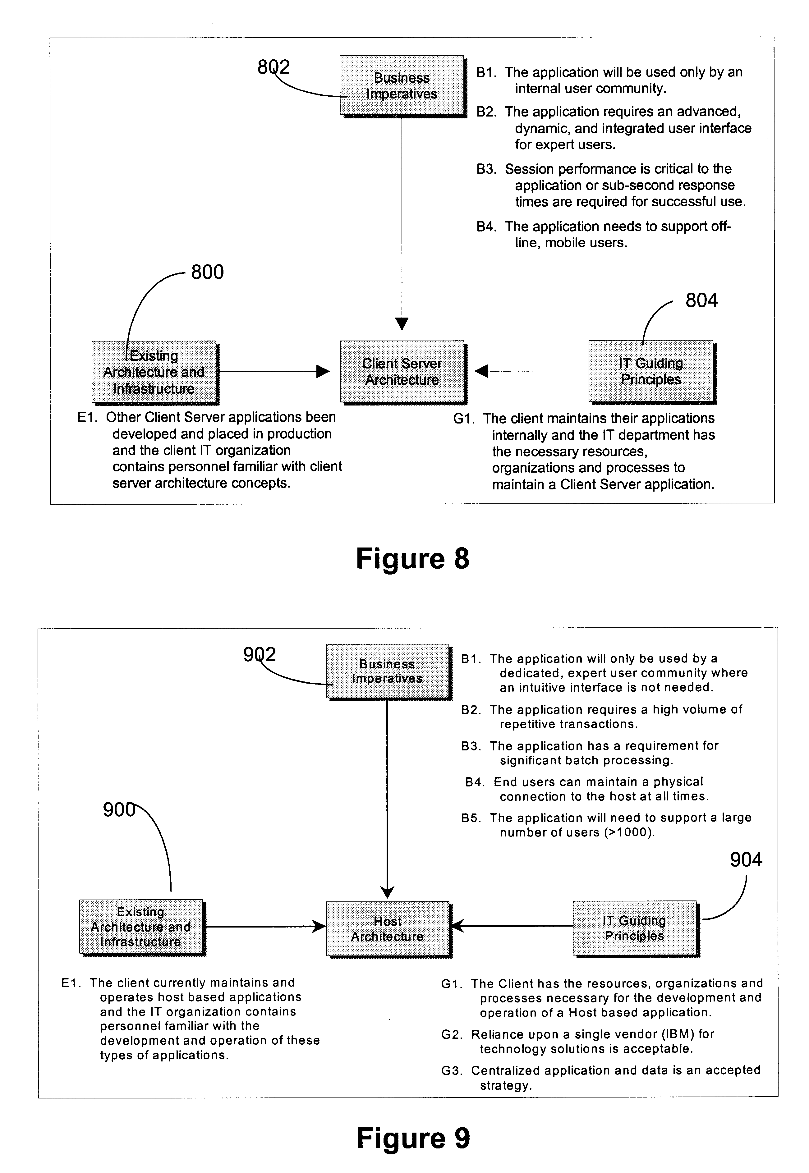 Patent US 6,289,382 B1 on