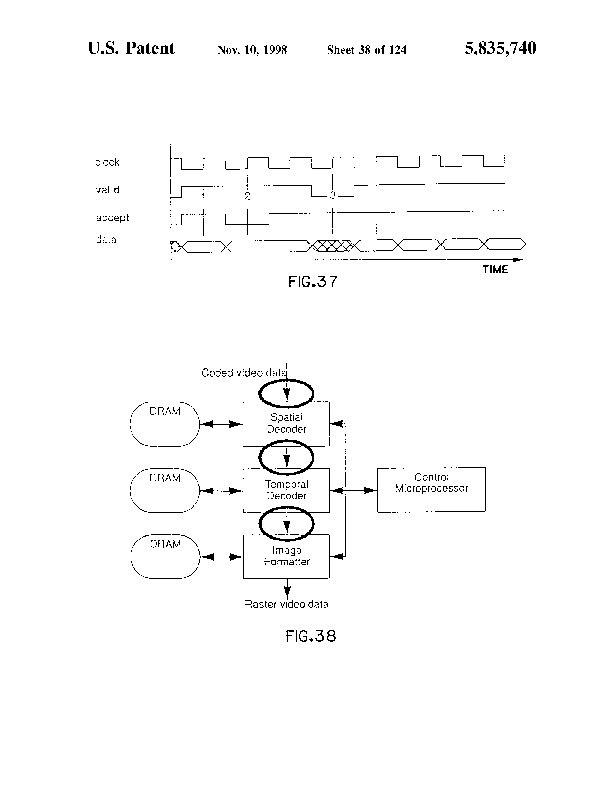 Patent US 5,835,740 A
