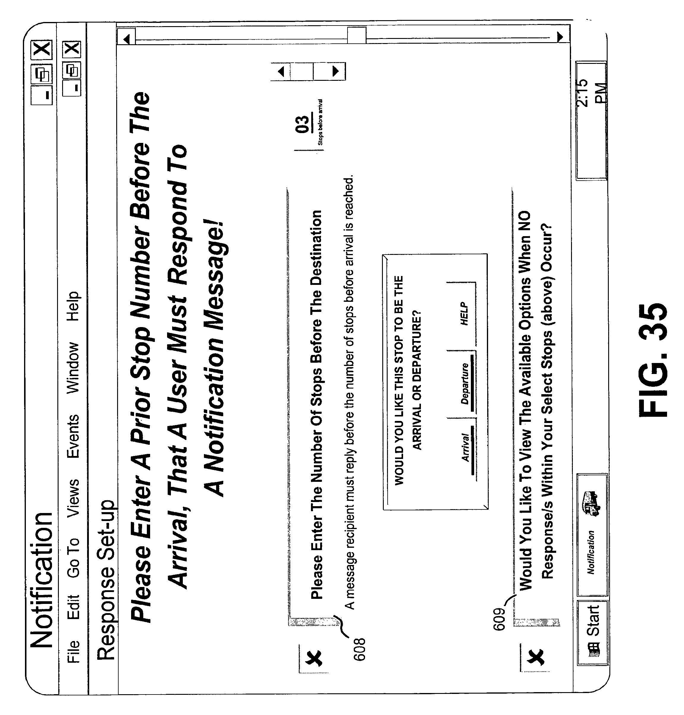 Patent US 8,068,037 B2