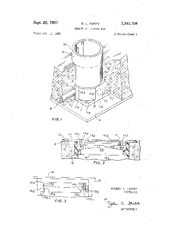 Patent Us 3343704 A