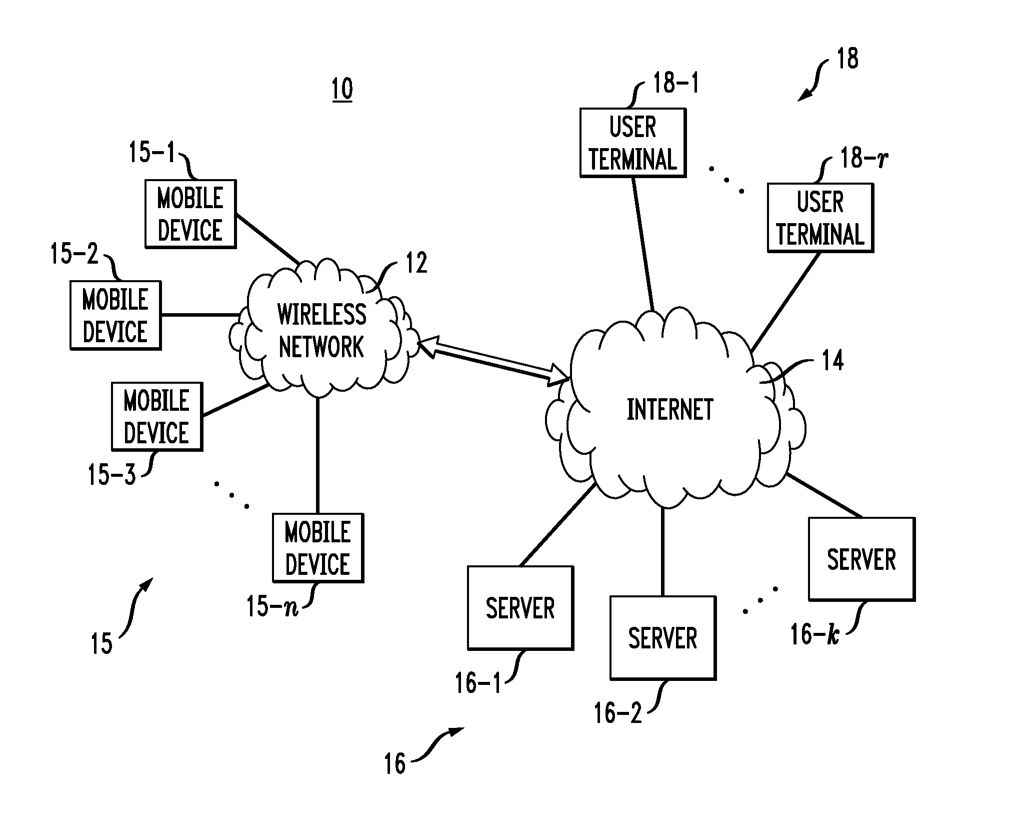 Patent Us 7908342 B2 Circuit Diagram For Wireless System First Claim