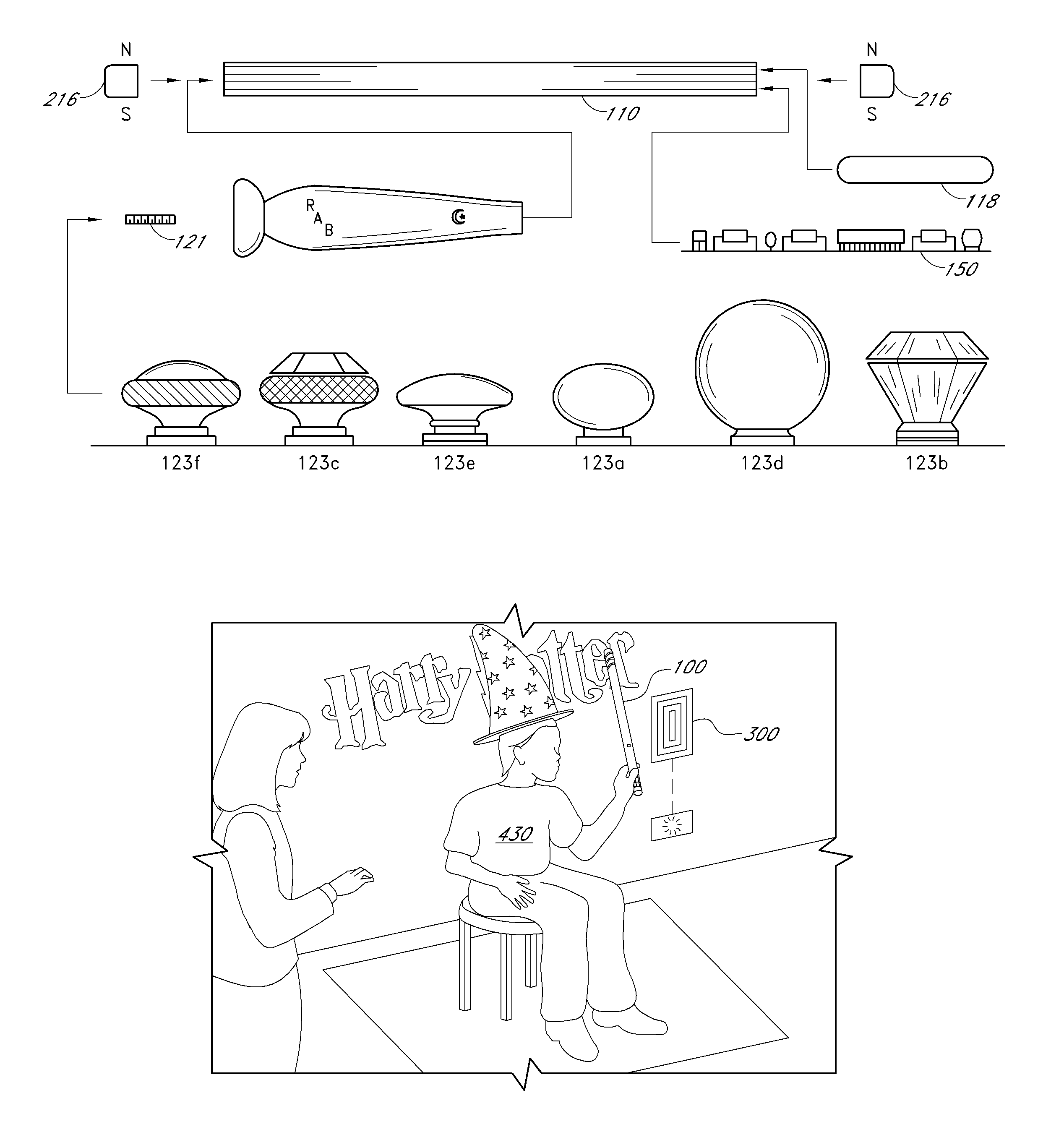 Patent Us 9039533 B2 Infraredled Based Wireless Data Voice Communication With Circuit First Claim