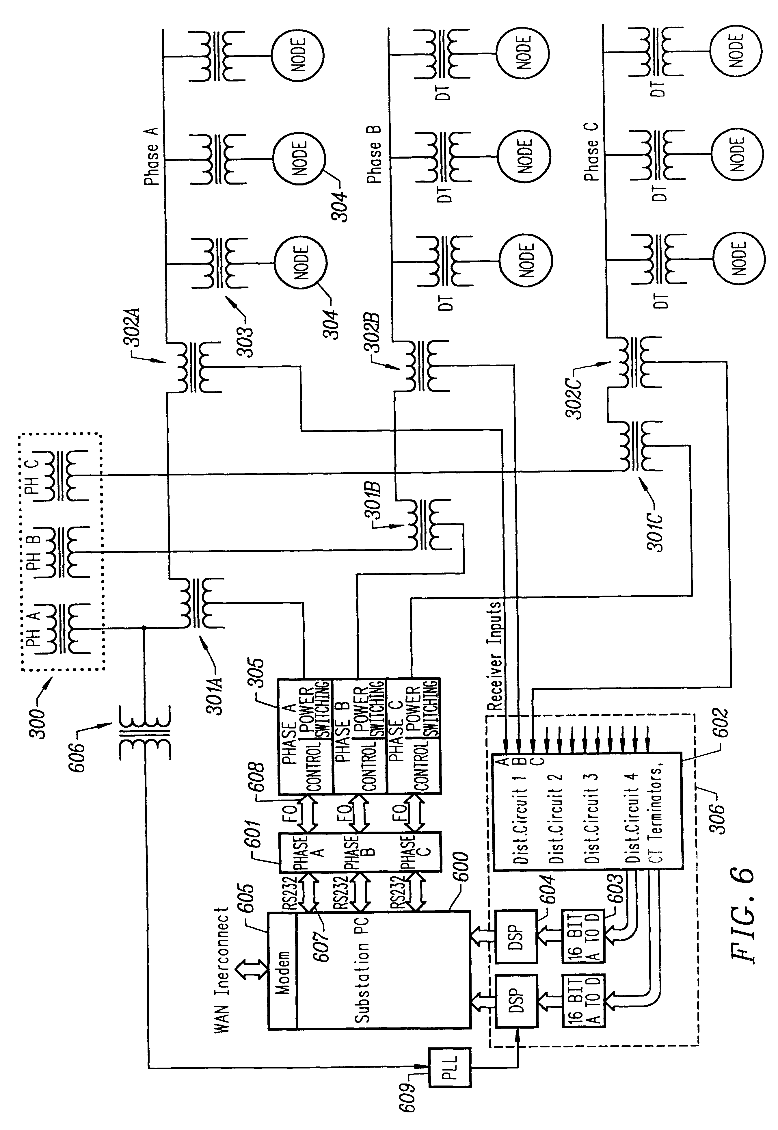 Patent Us 6278357 B1 Dsp Igbt Circuit Diagram Battery Charger