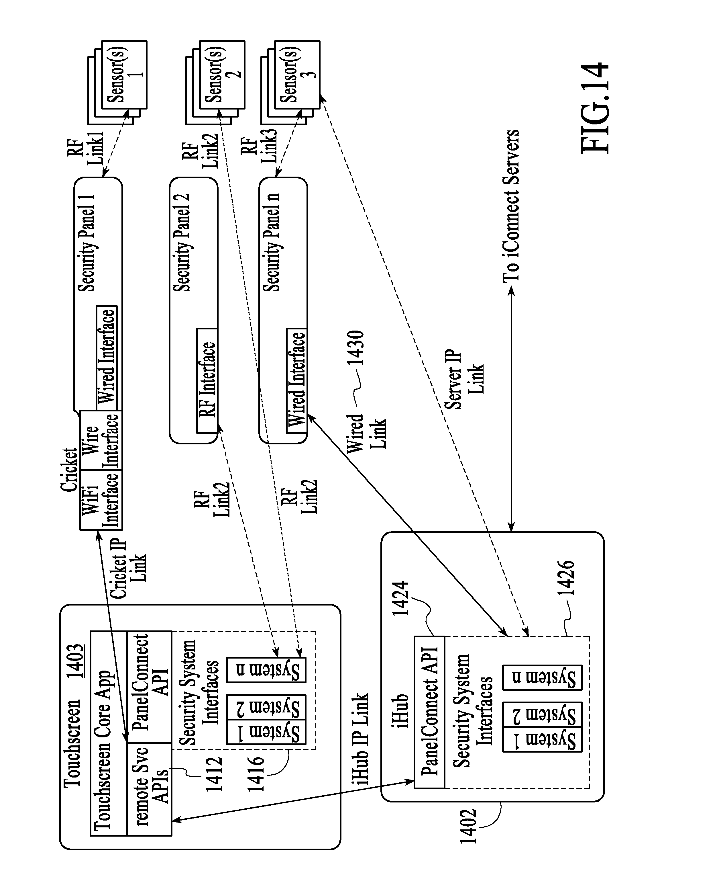Patent Us 9628440 B2 Wireless Video Security System Diagram Modular For Expandability 0 Petitions