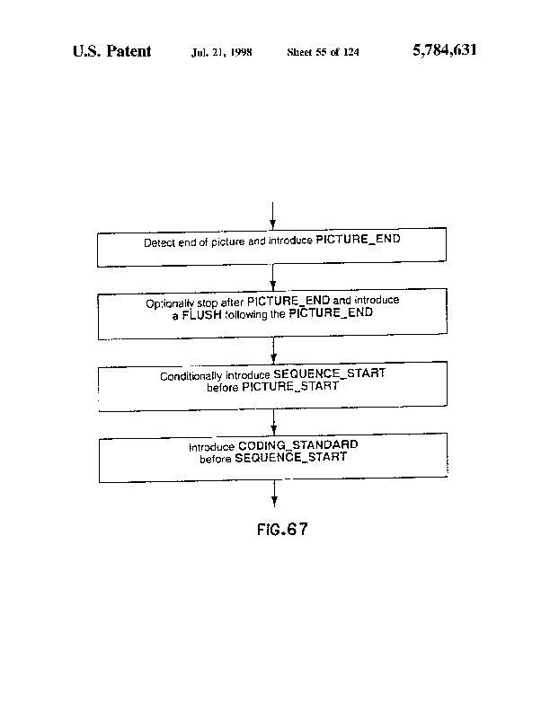 Patent US 5,784,631 A