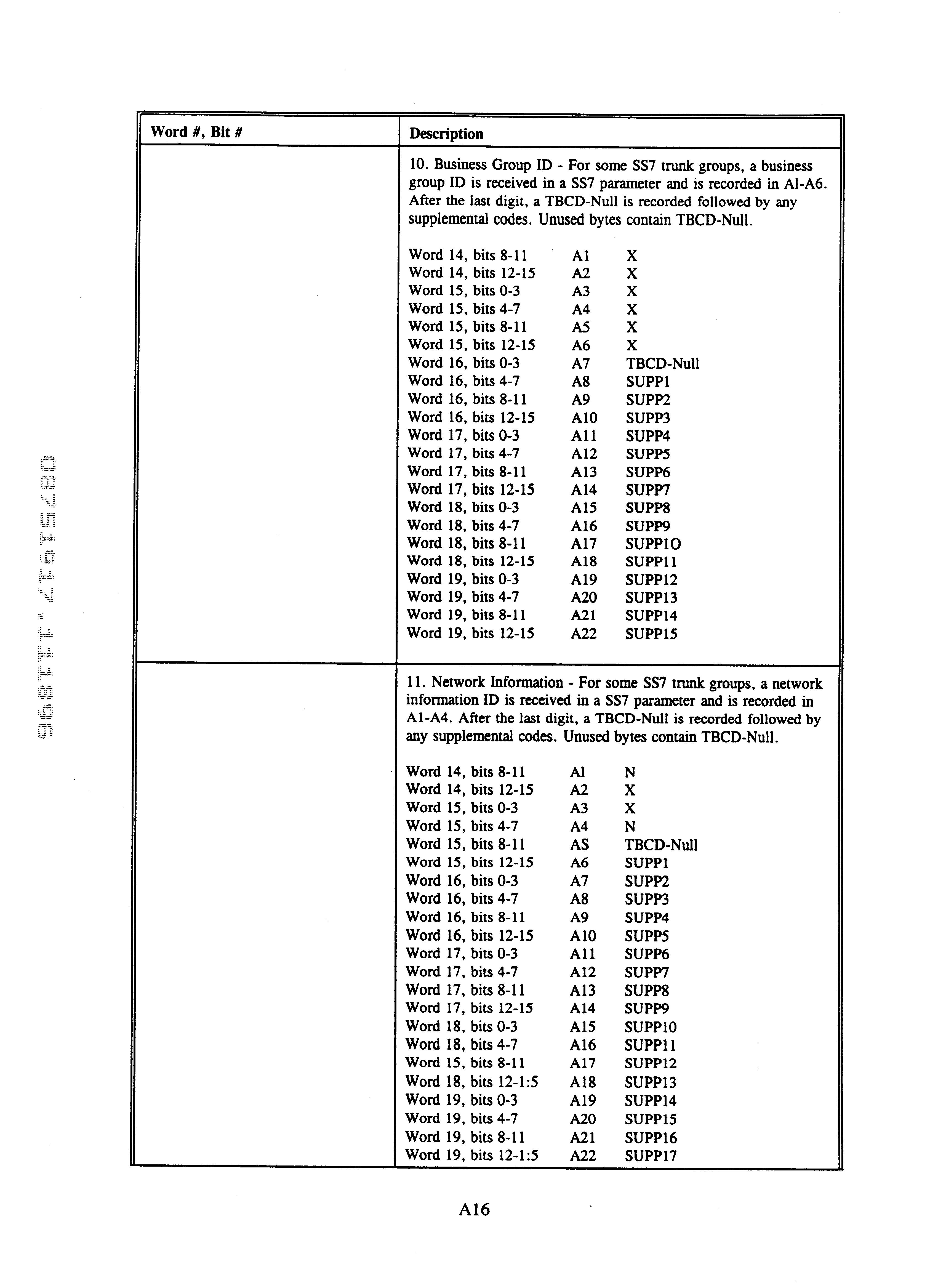 Patent US 6,335,927 B1
