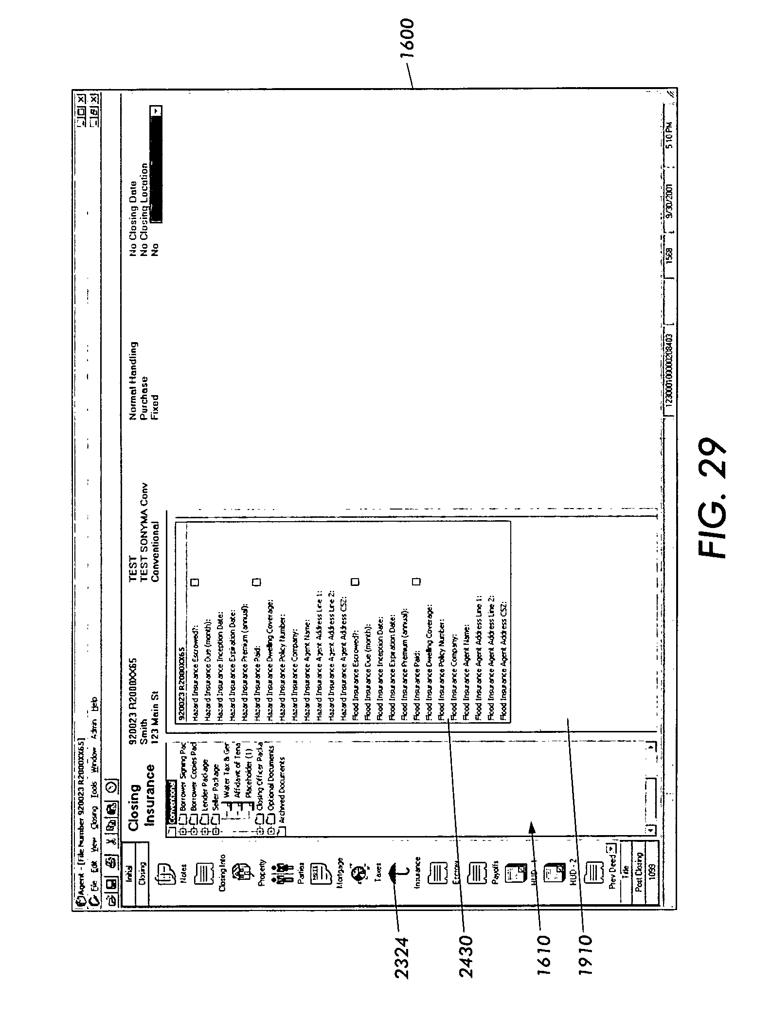 Patent US 7,707,153 B1