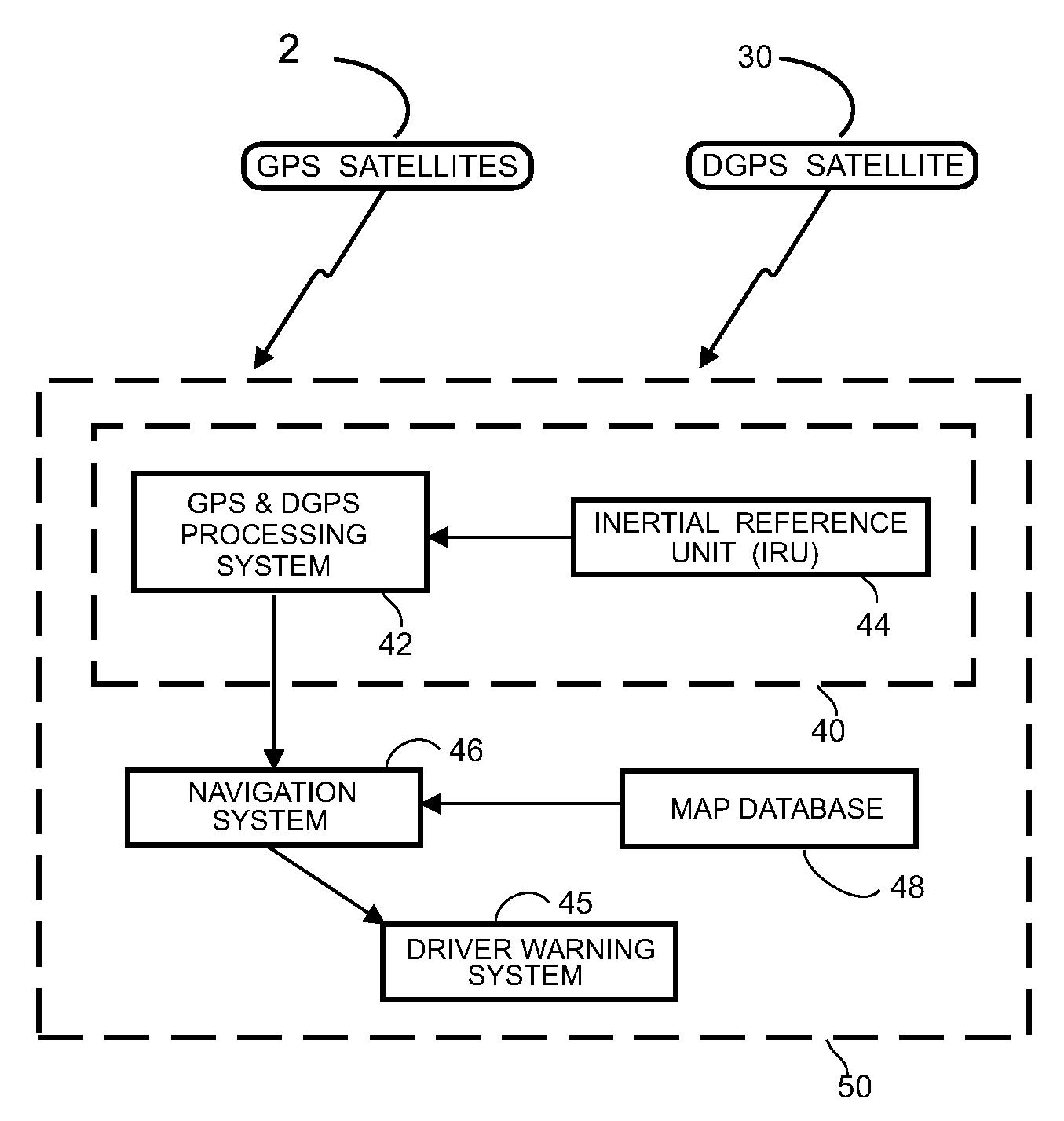 Patent US 8,965,677 B2
