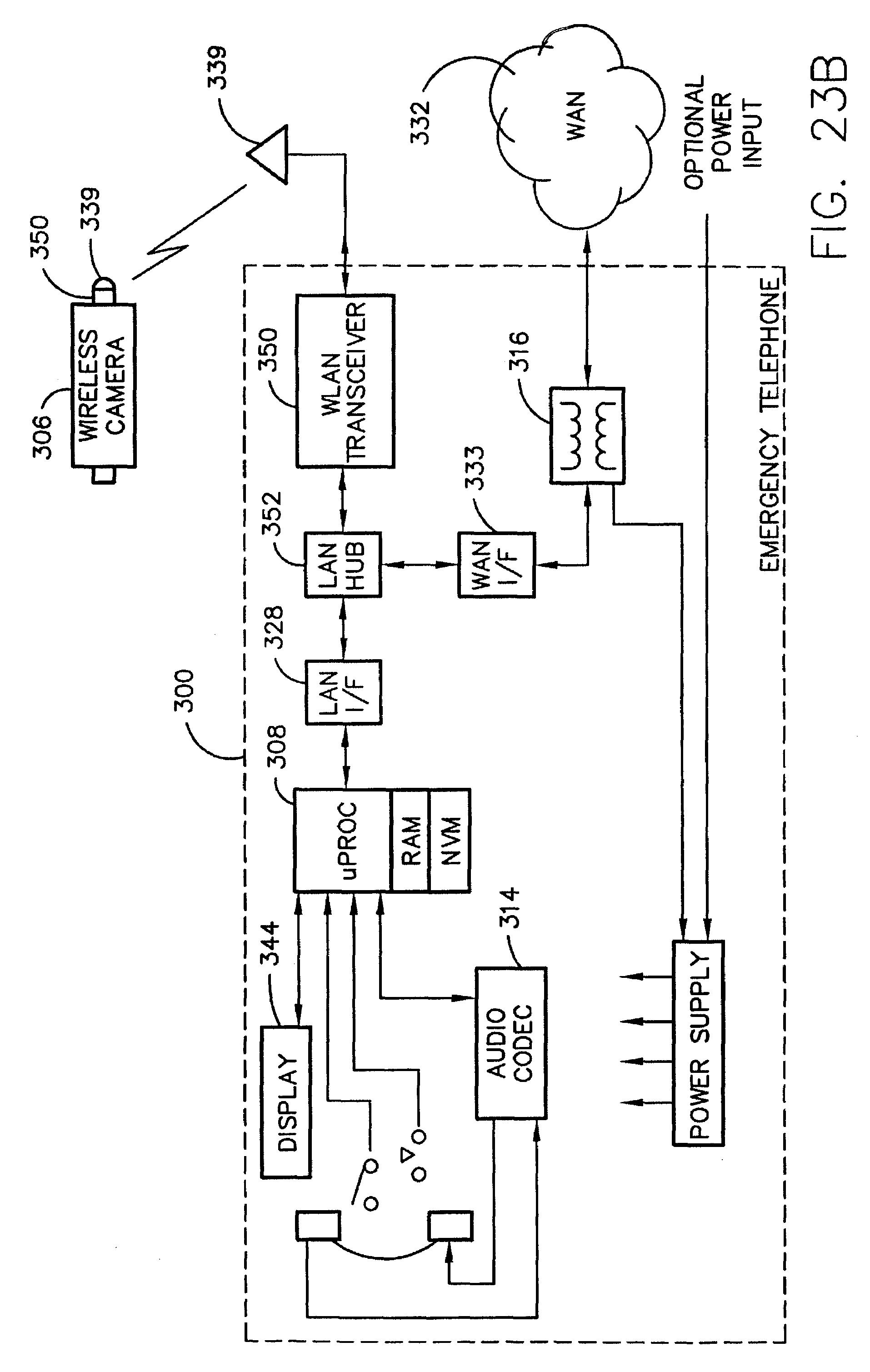 Patent Us 7428002 B2 Wireless Video Doorbell Circuit Basiccircuit Diagram Images