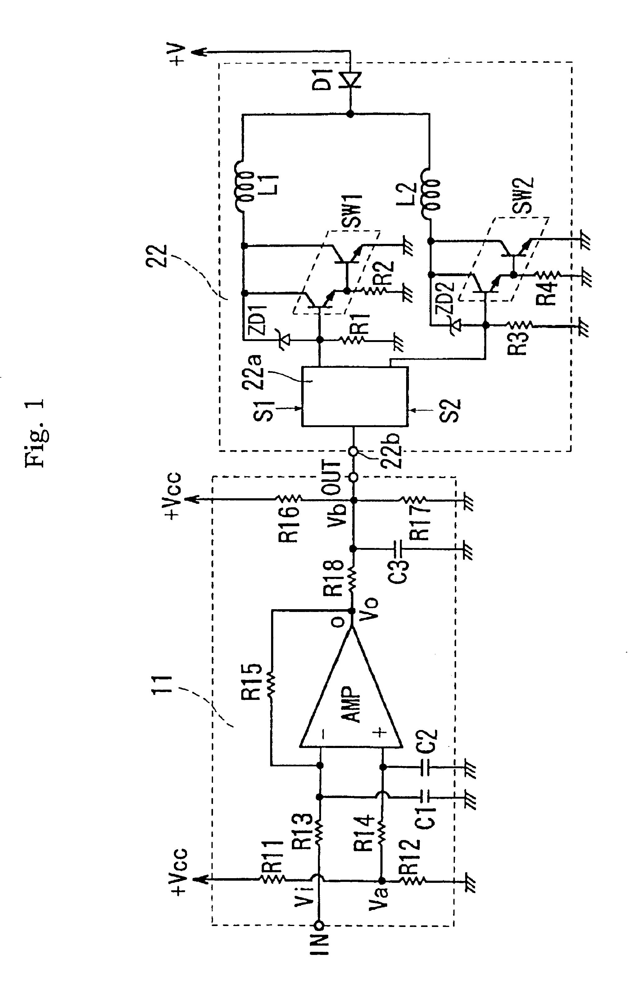 Patent US 6,879,120 B2