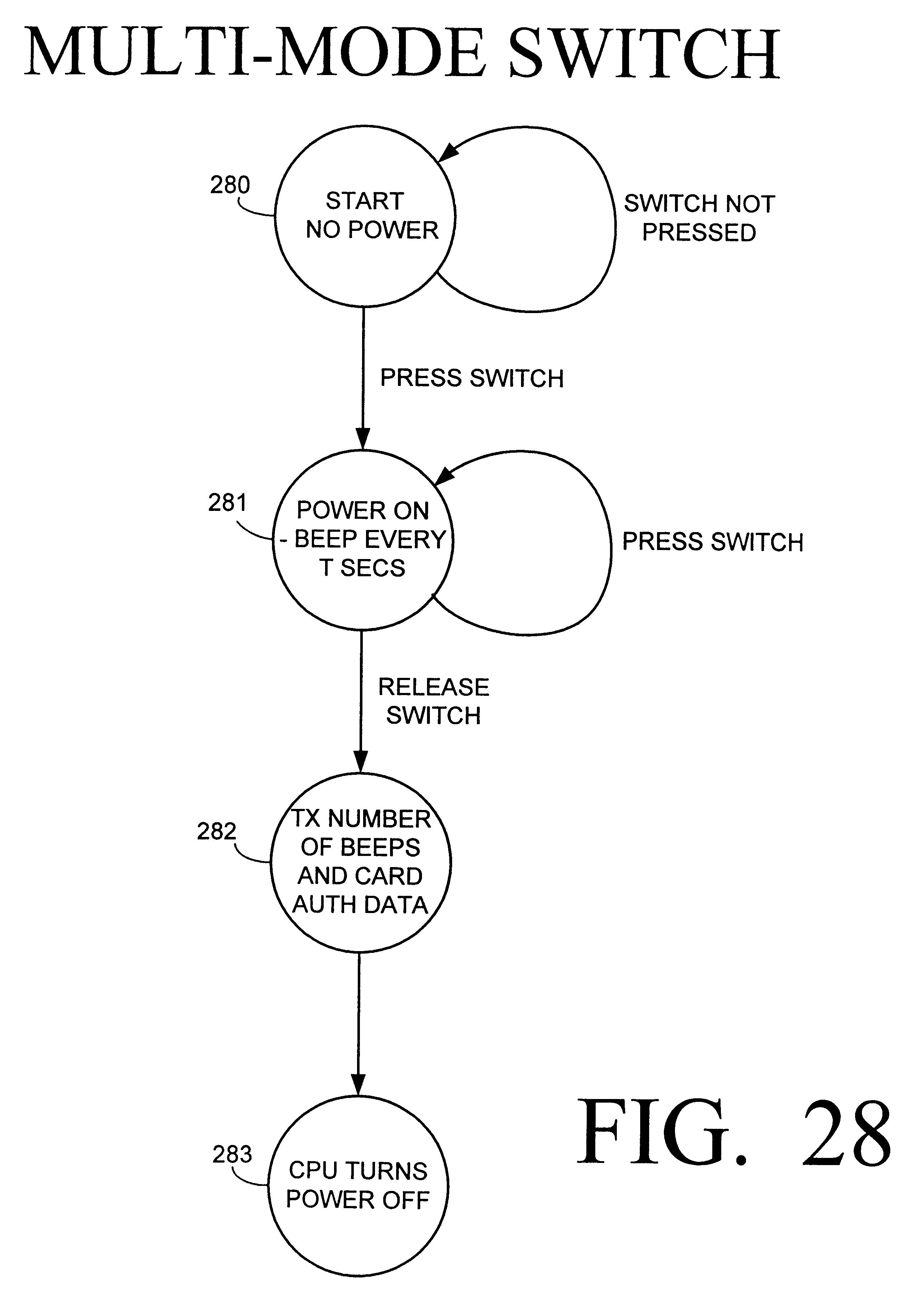 Patent US 6,607,136 B1