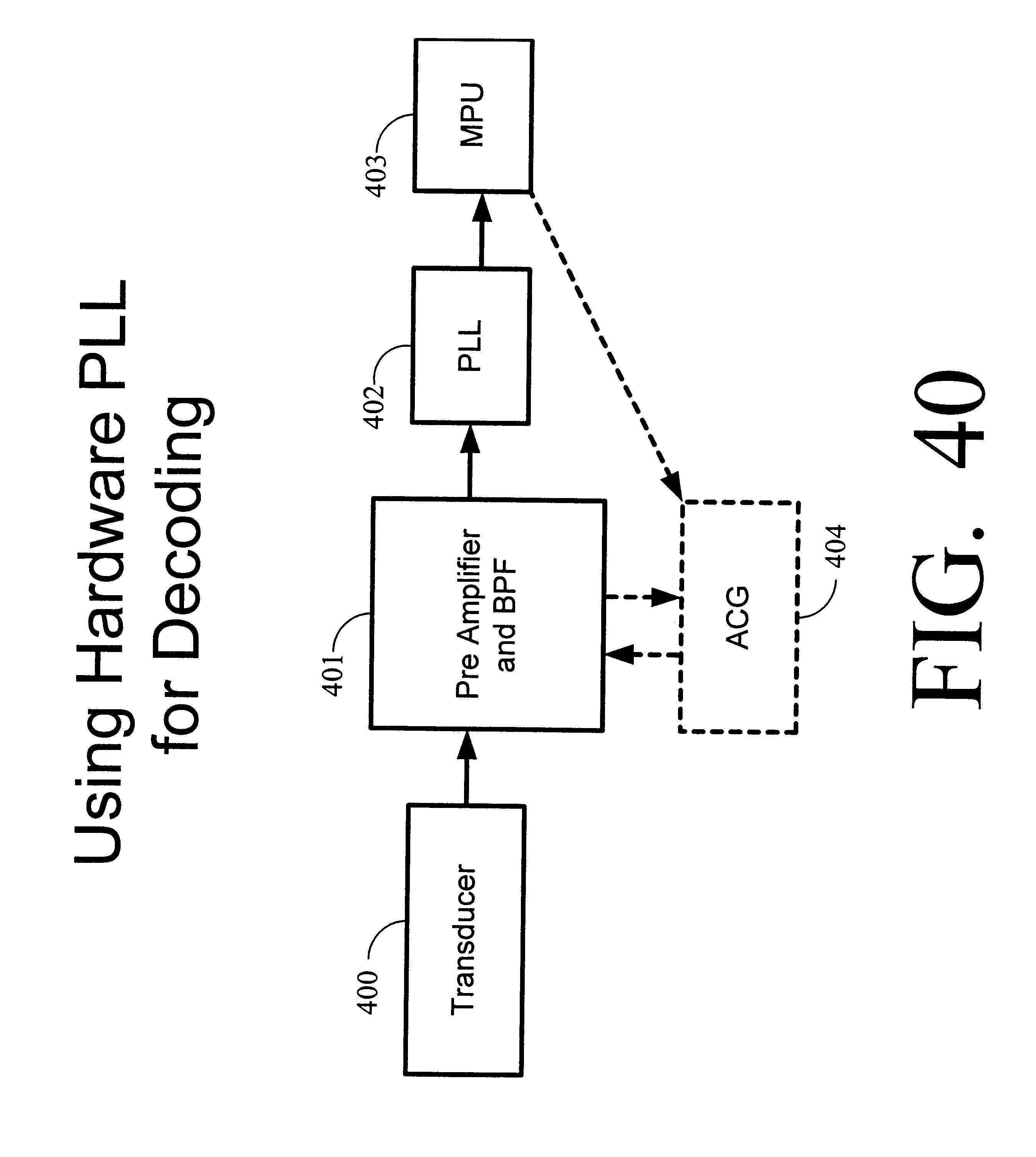 Patent Us 6607136 B1 Xr2211 Linear Fm Detector Simple Circuit Diagram Images