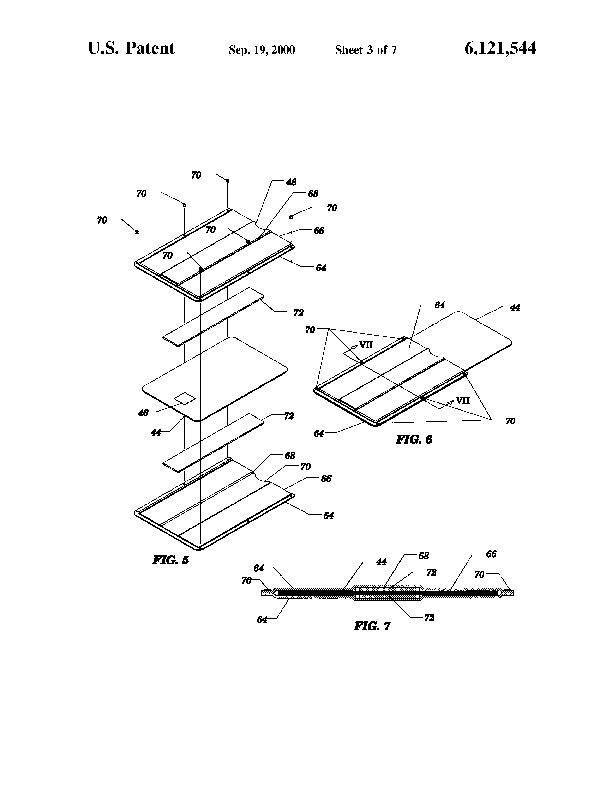 Patent Us 6121544 A