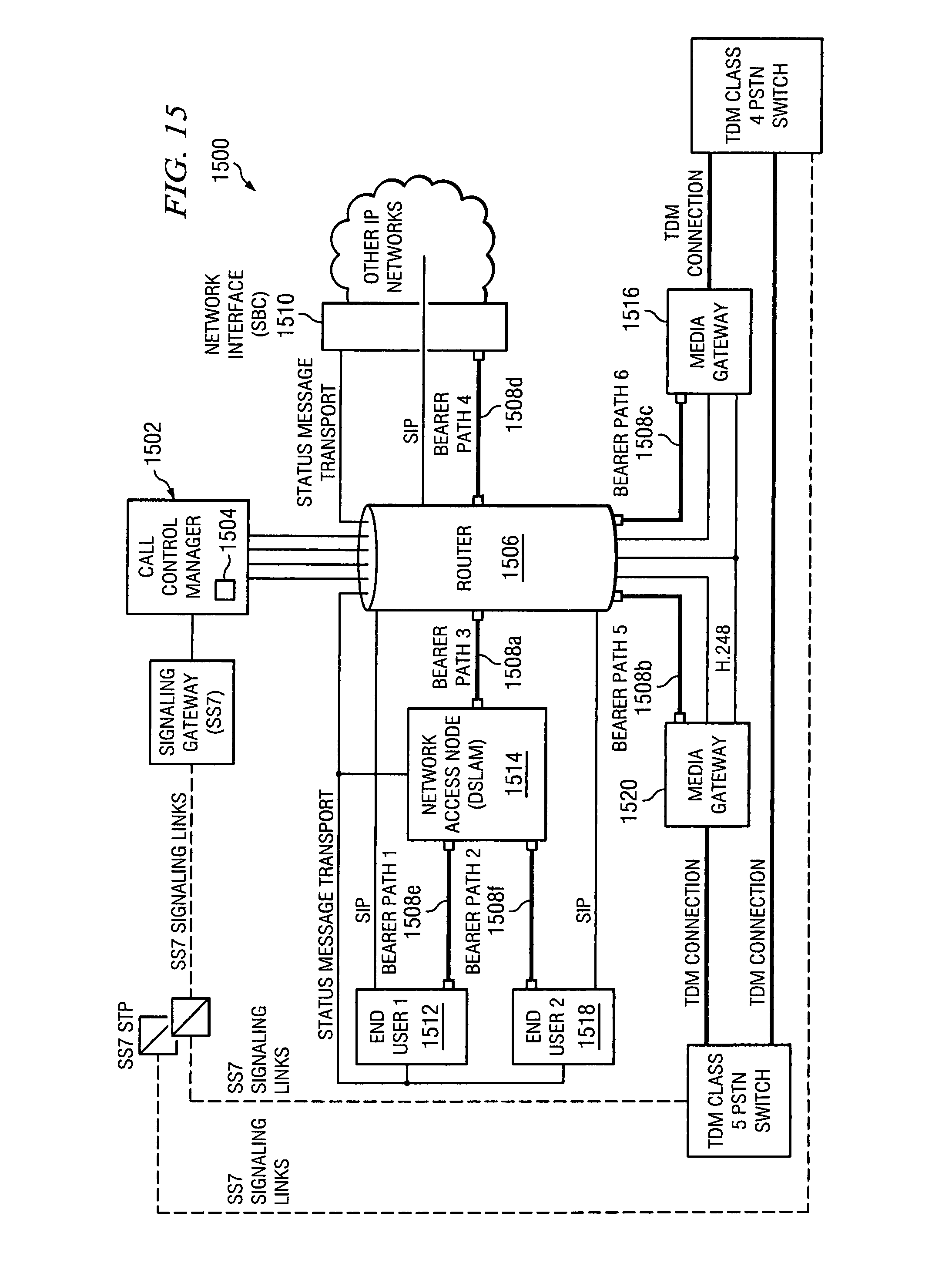 Patent Us 8228791 B2 Moreover Outside Phone Box Wiring For Dsl Besides Nid