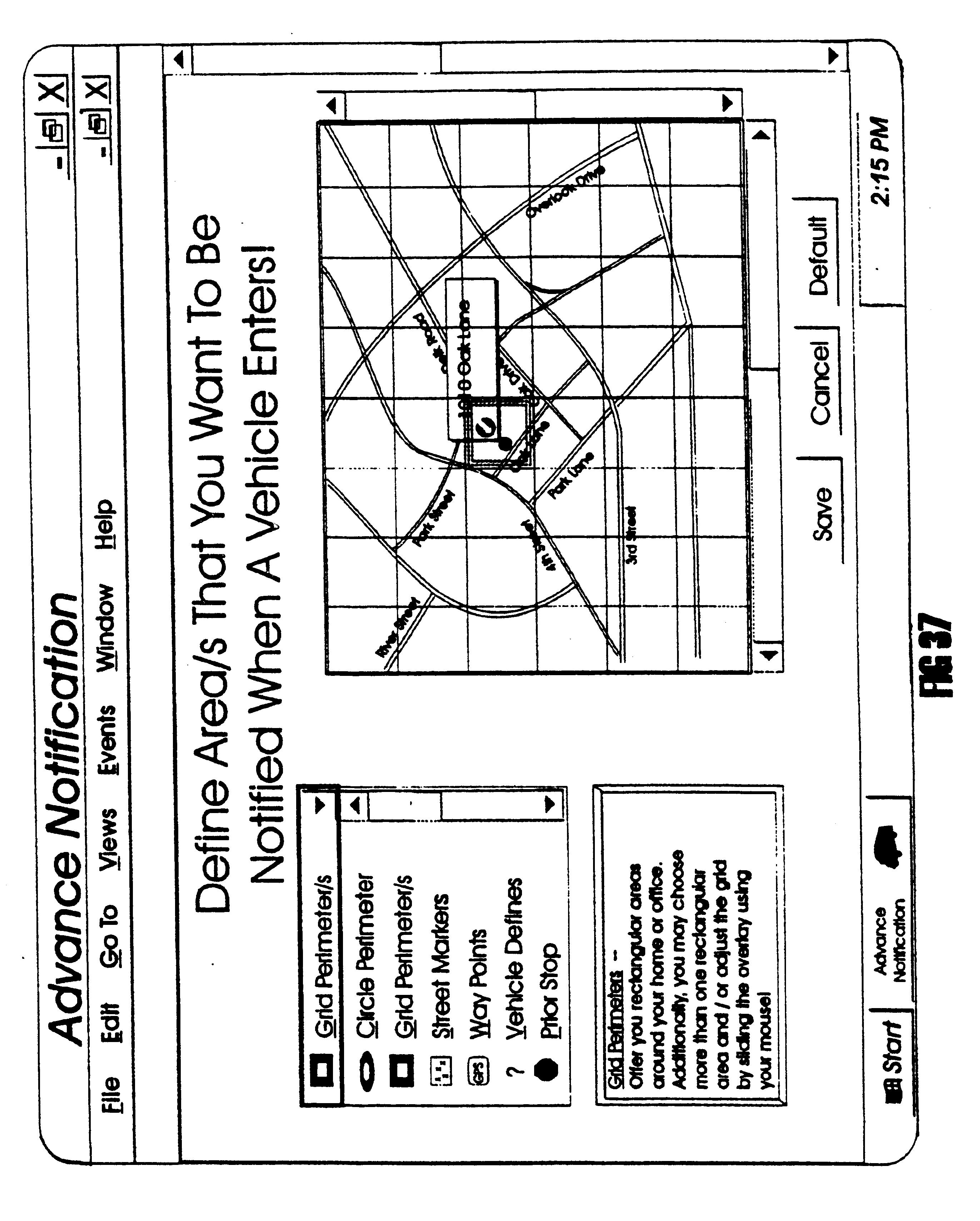 Patent US 6,748,320 B2 on