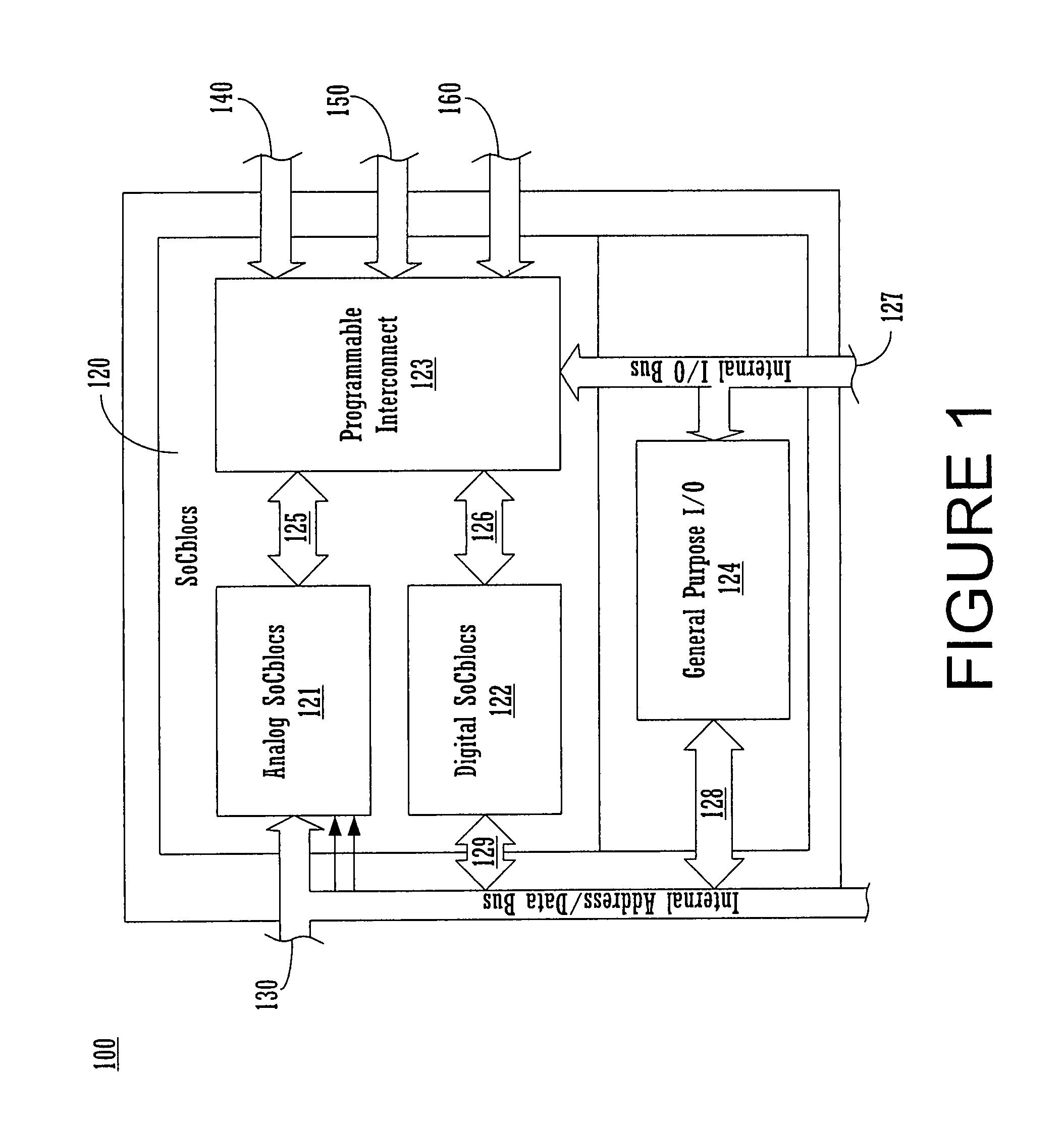 Patent Us 7825688 B1 Digital Clock Integrated Circuit Diagram Amplifiercircuits Images