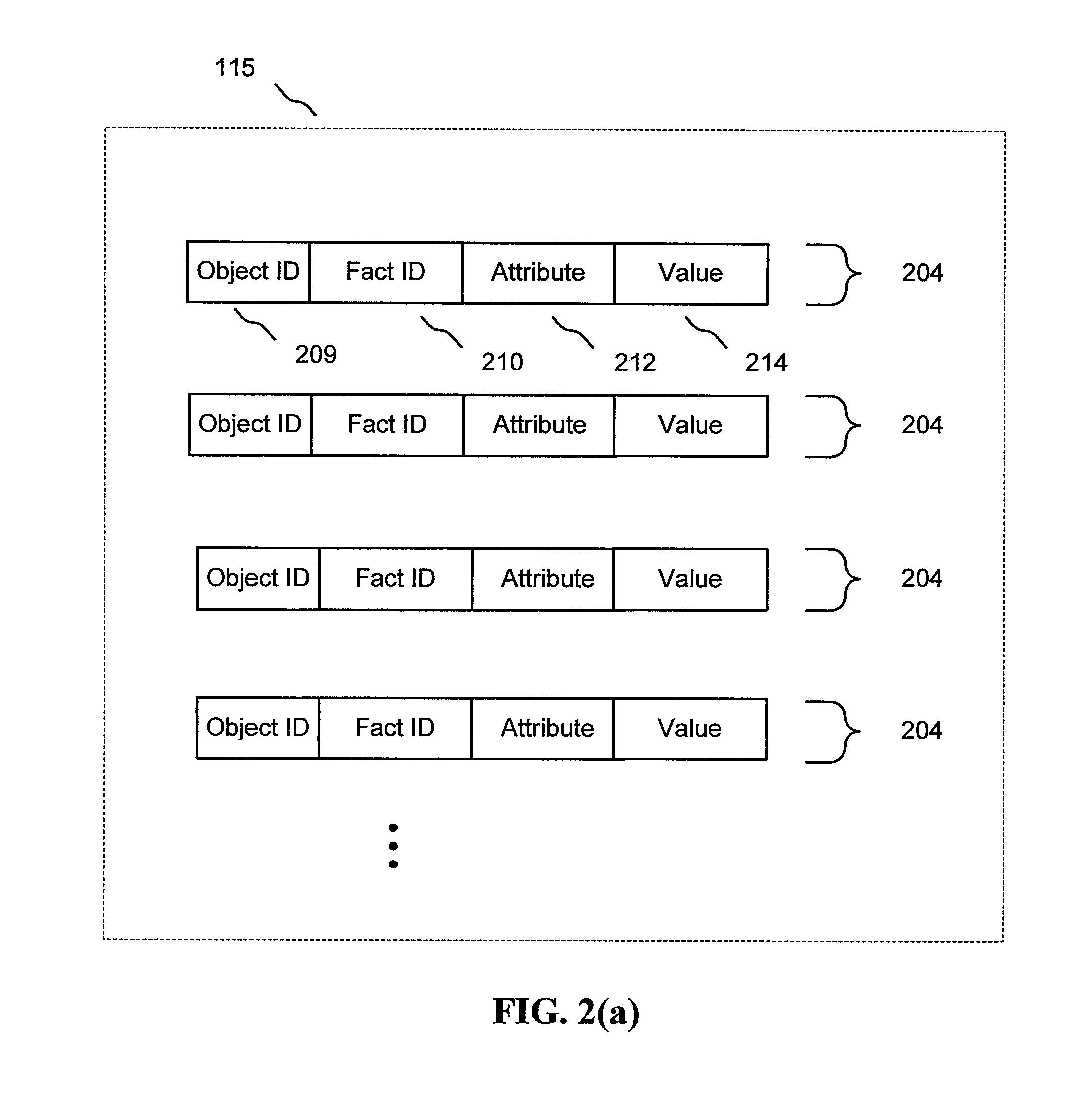 Patent US 7,966,291 B1