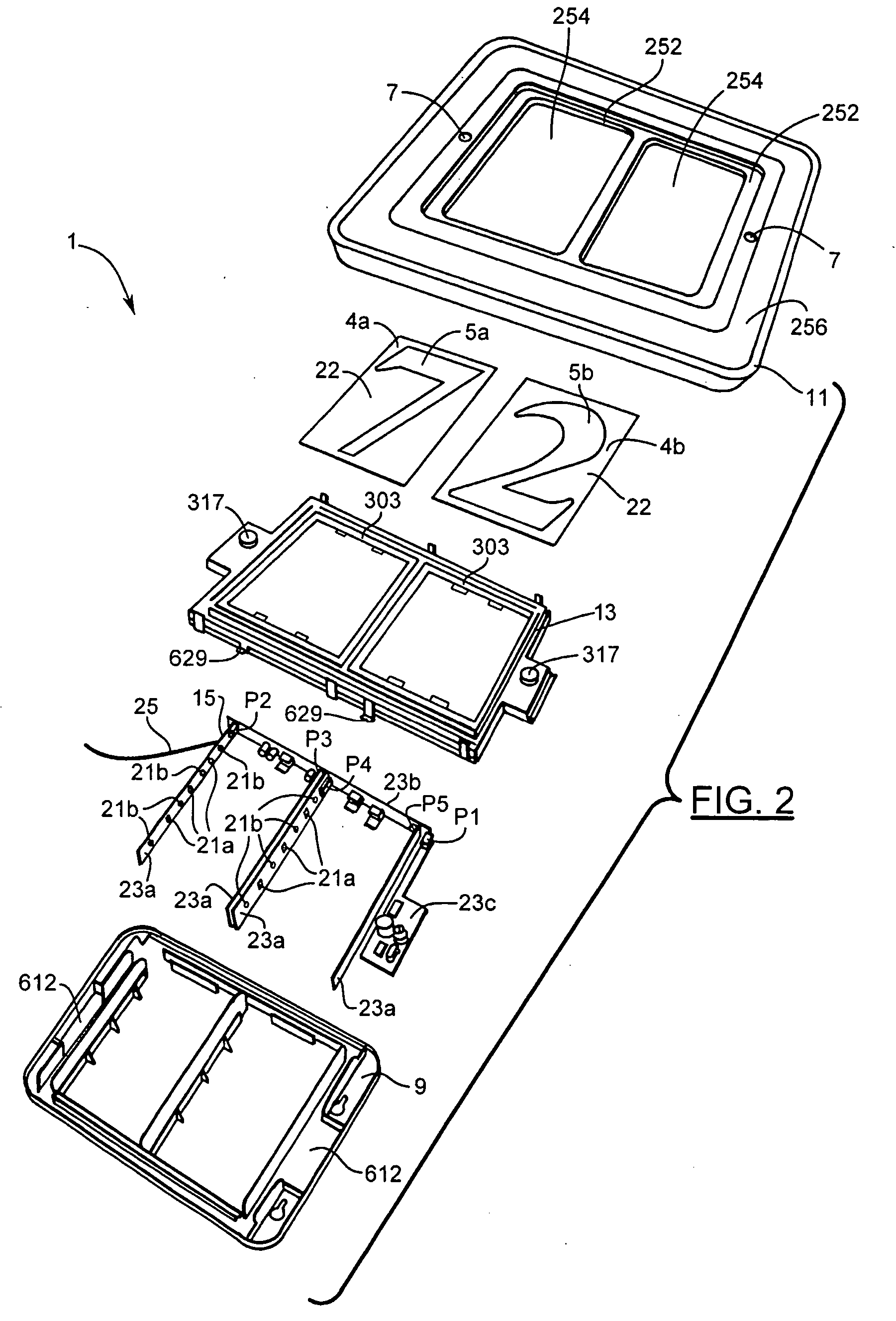 Patent US 20060097889A1 on