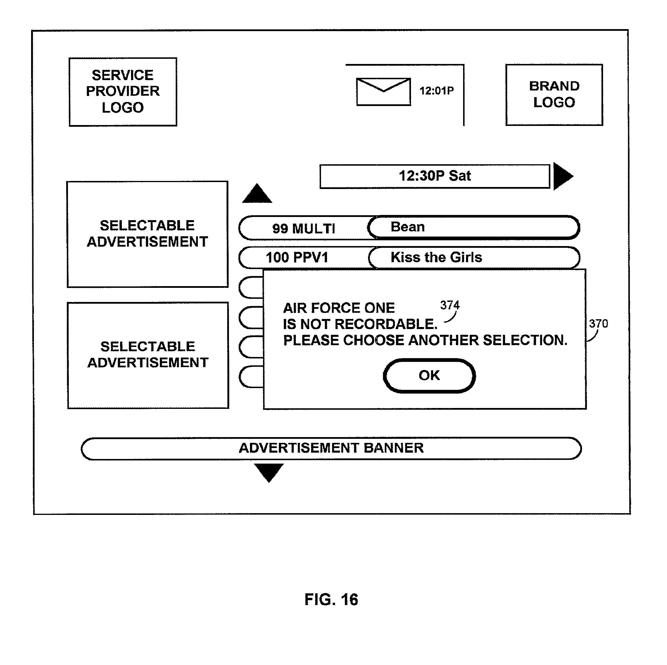 Patent US 9,021,538 B2