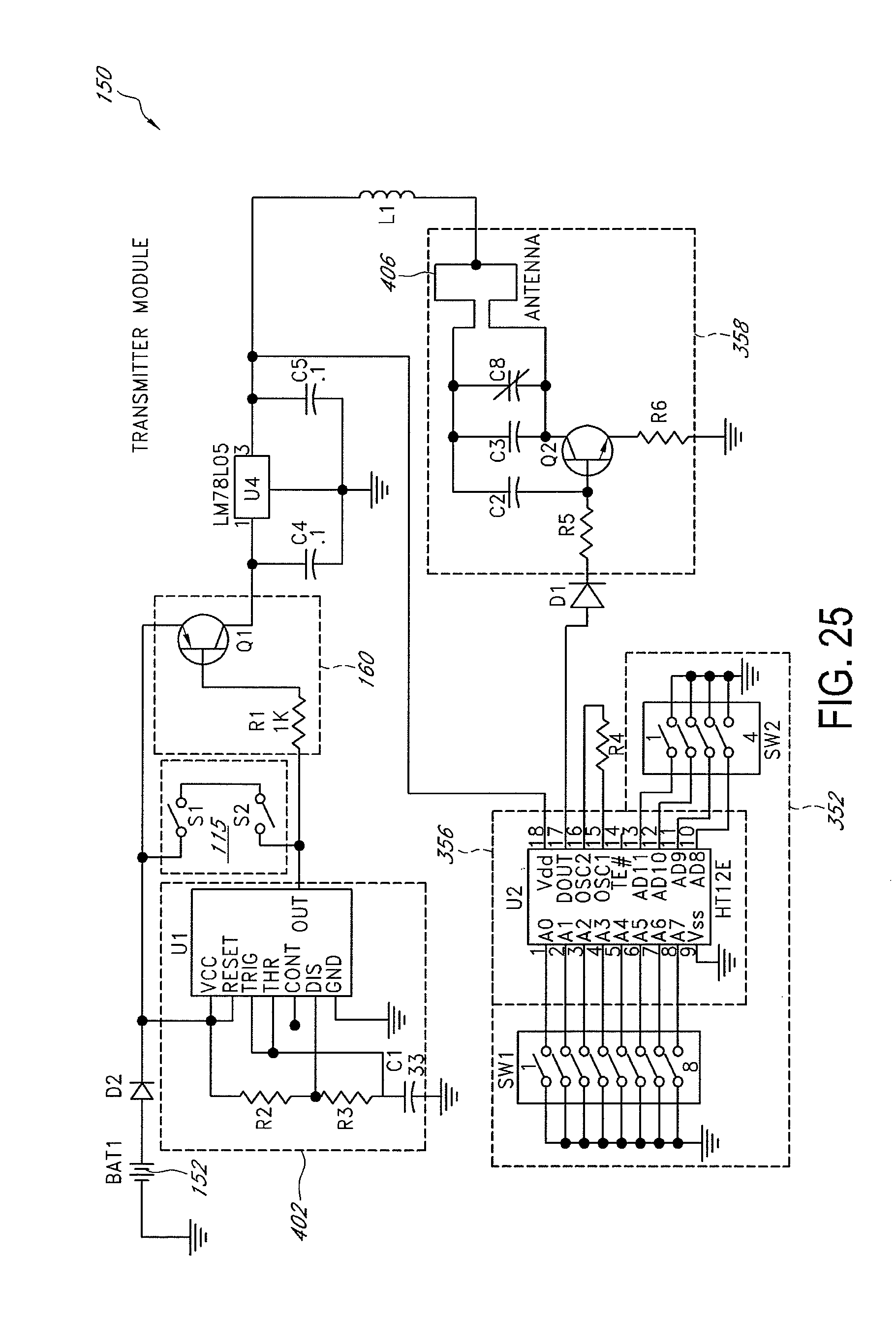Patent Us 8686579 B2 Factory Replacement Ignition Control Circuit Board 90 Gms Goodman Images