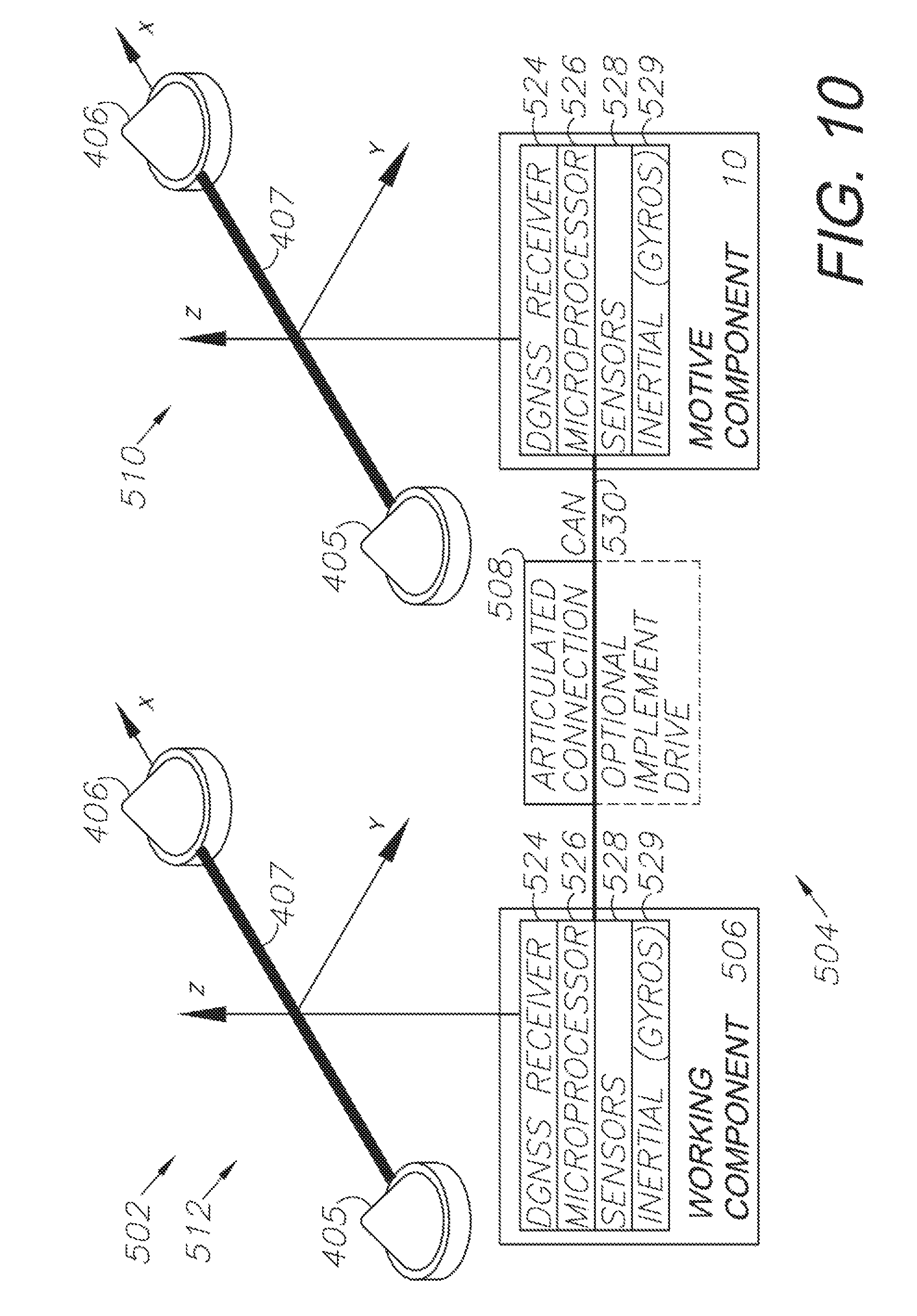 Patent US 9,886,038 B2 on
