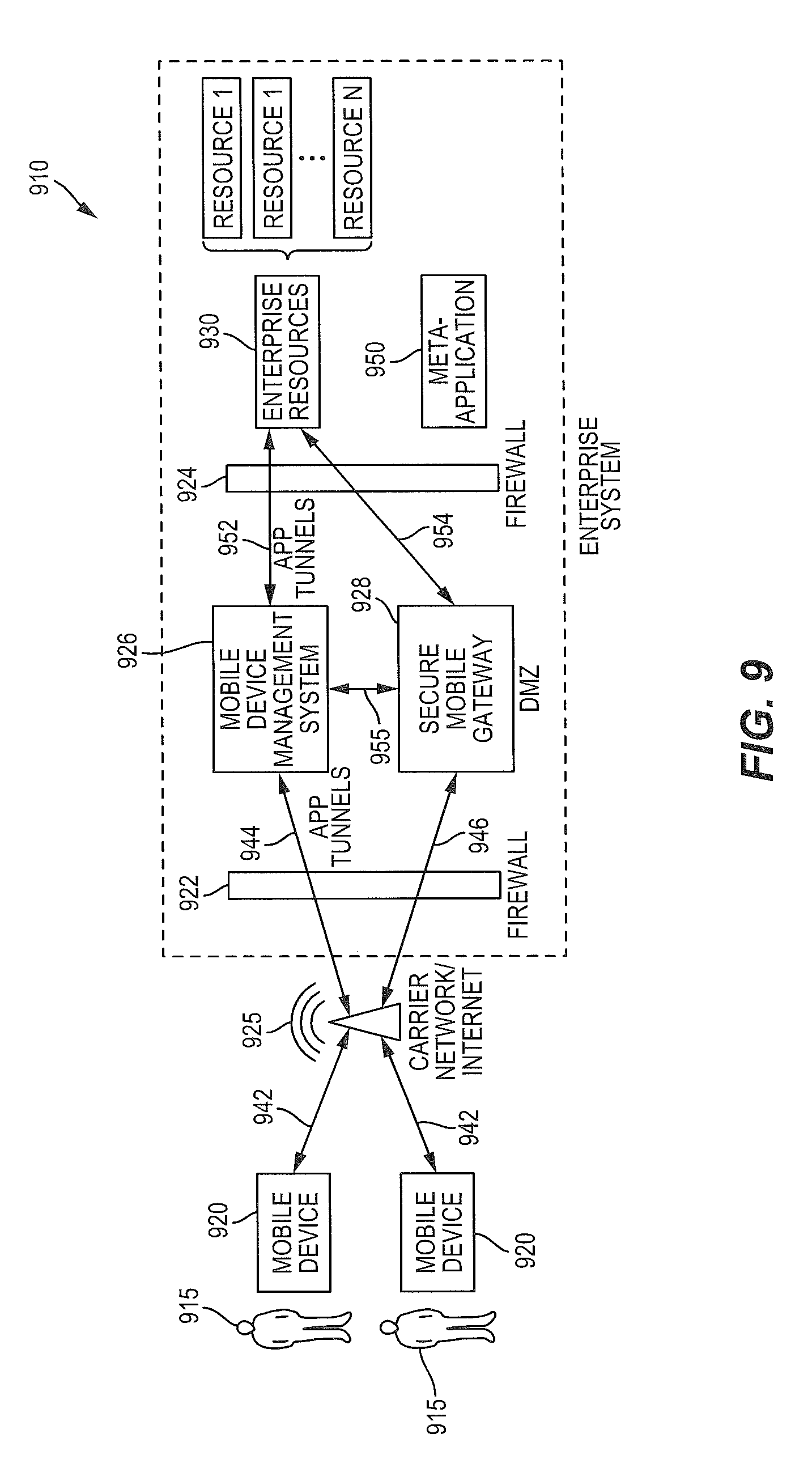 Patent Us 9521147 B2 Wiring Diagram For Case 930